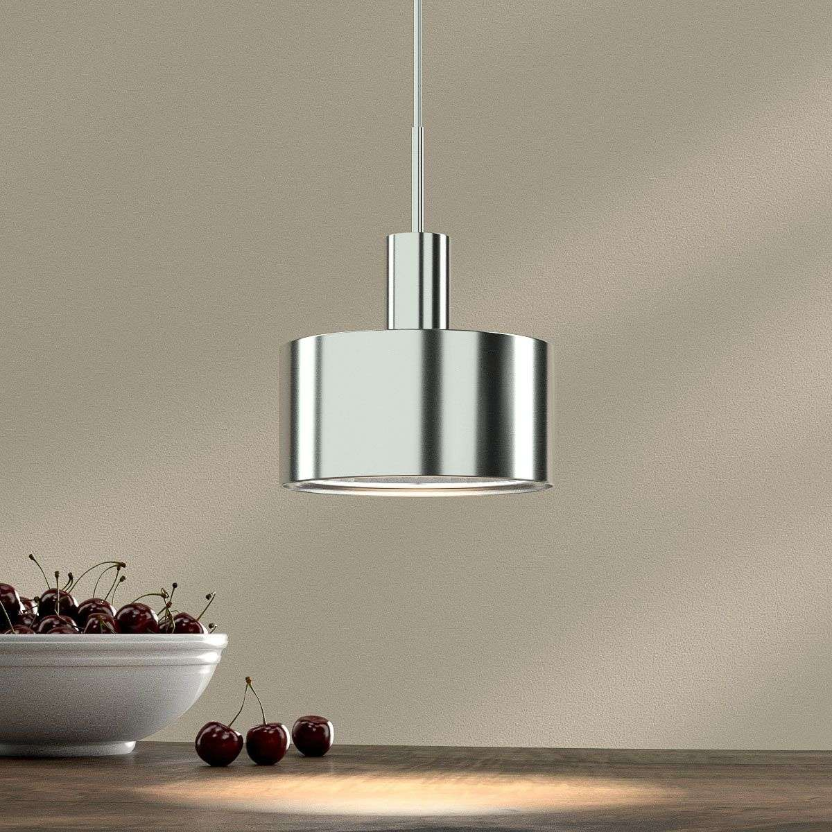 1-bulb pendant light AX20, chrome plated-1088038-31
