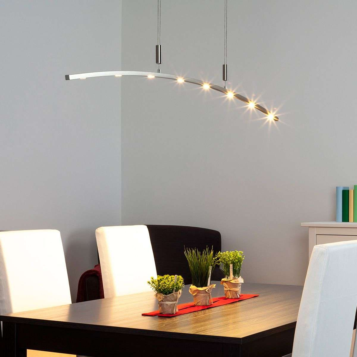 160 Cm Falo LED Pendant Lamp, Height-adjustable