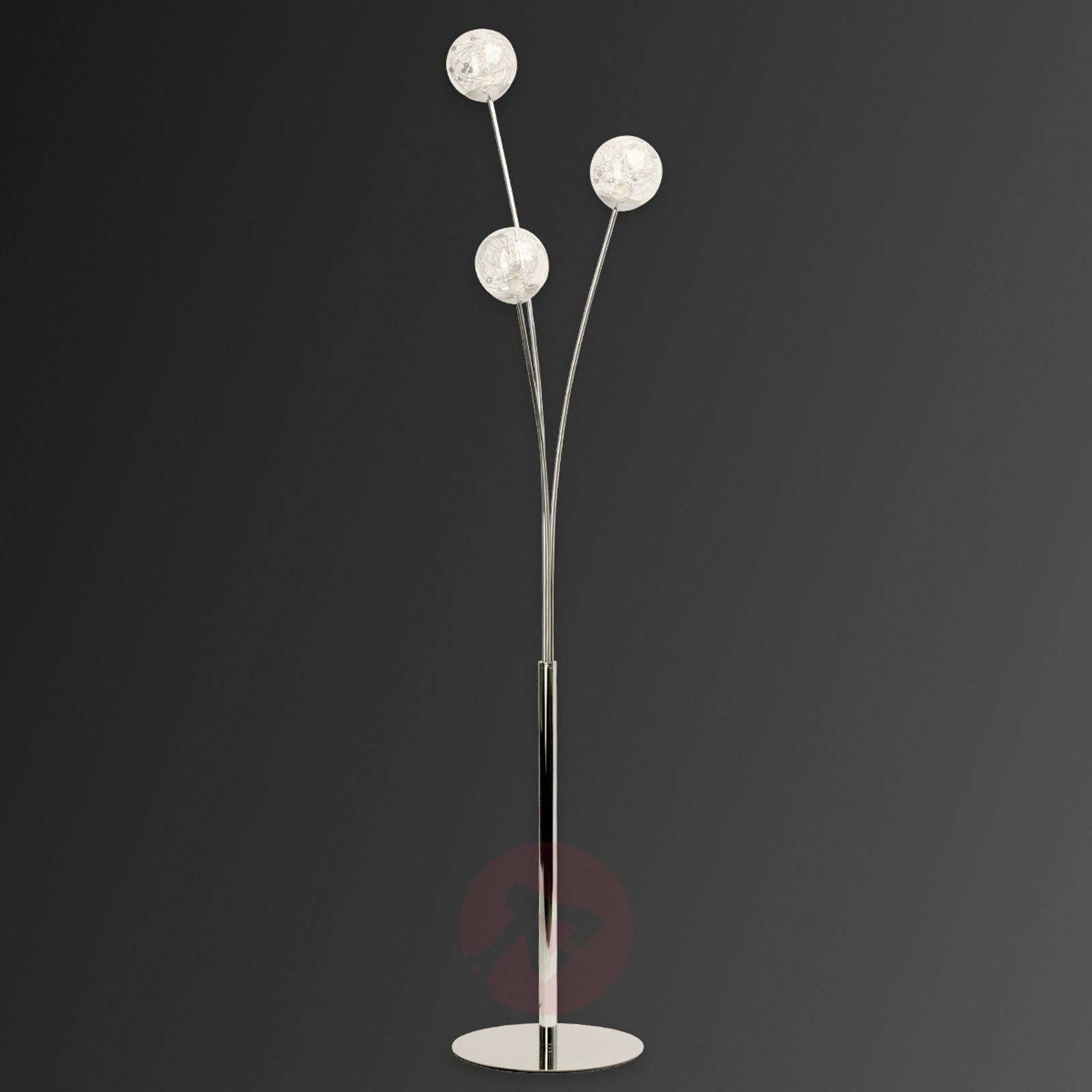 3-bulb floor lamp Joya-1509042-01