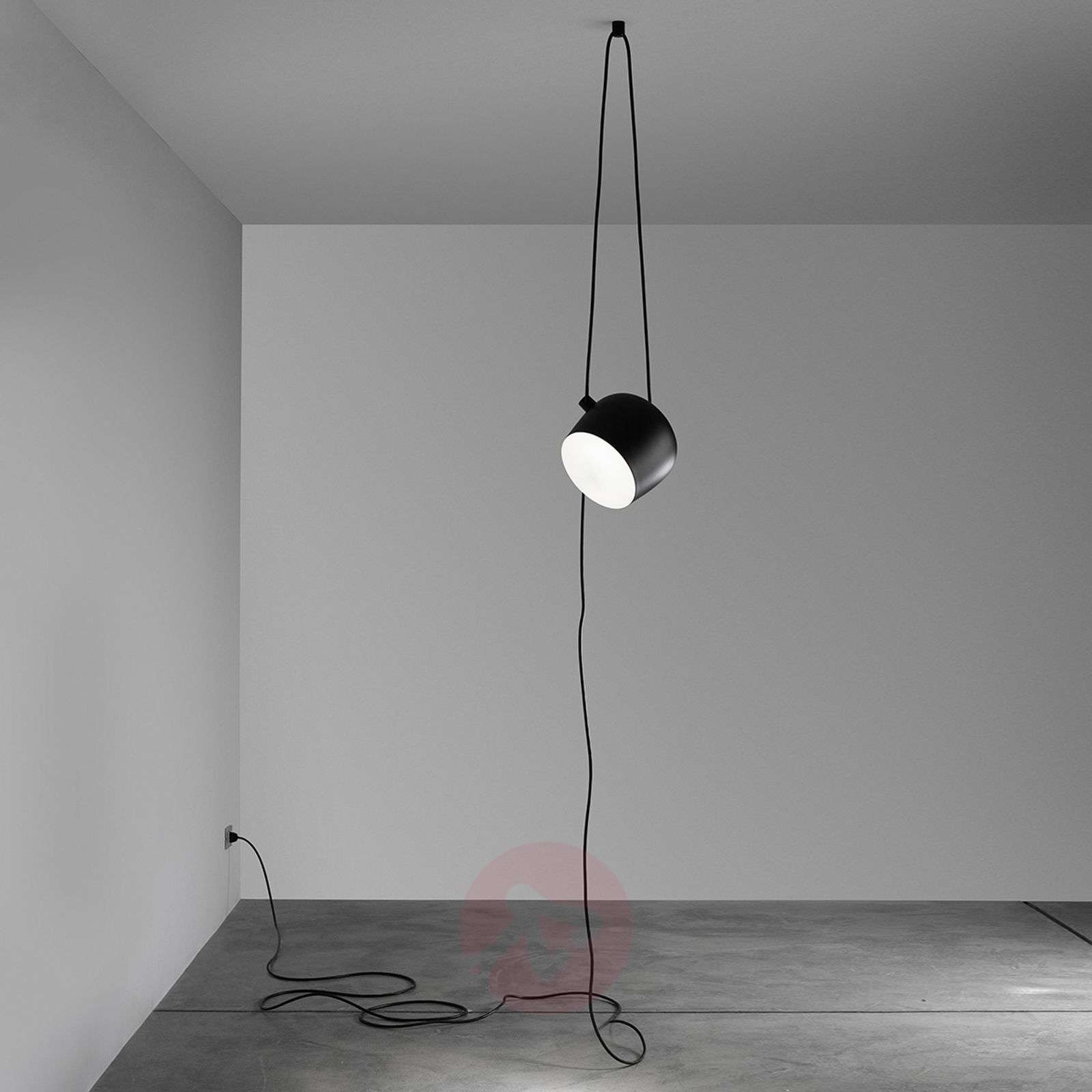 Aim small switch dim eur black pendant light lights aim small switch dim eur black pendant light 3510325 06 mozeypictures Choice Image