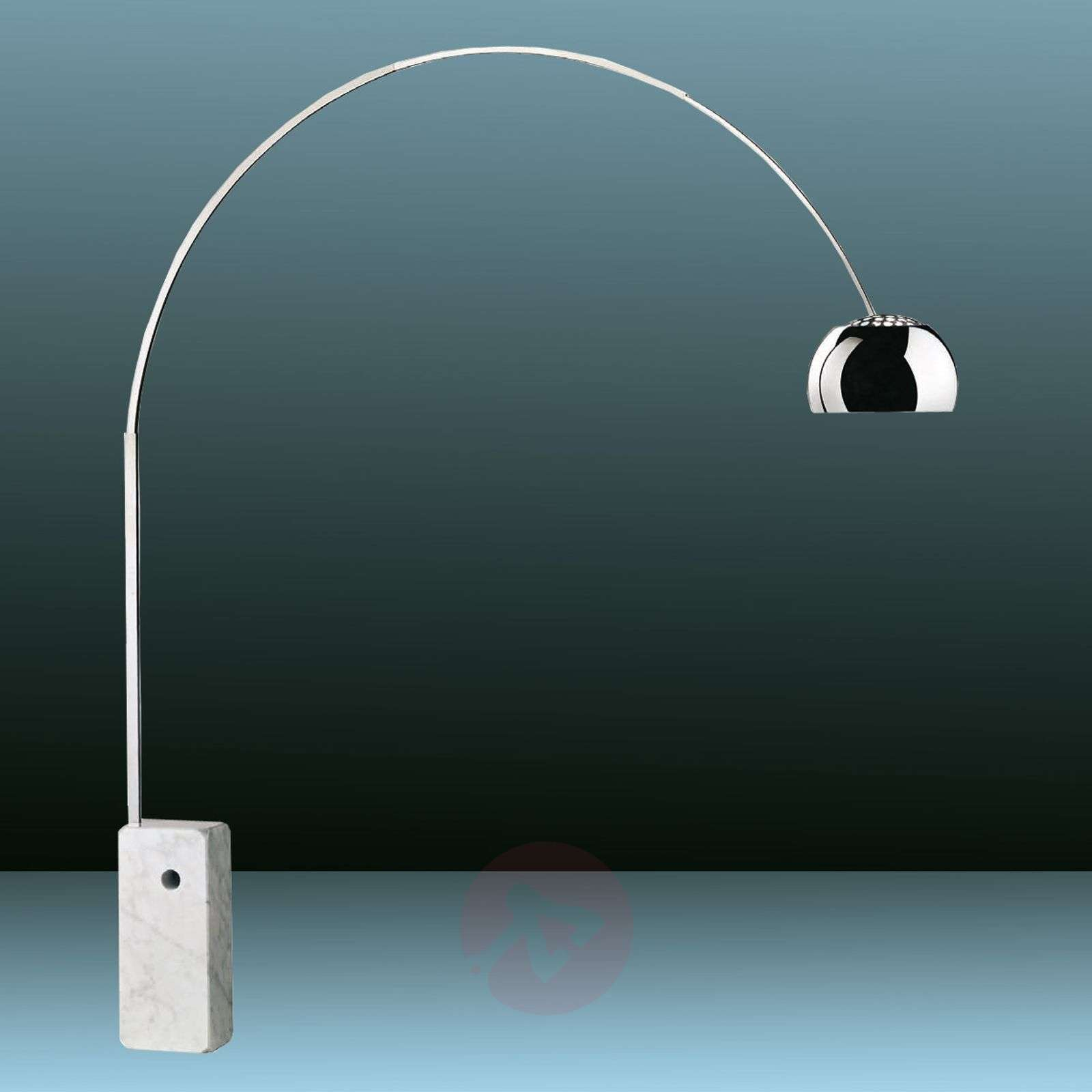 Arco Revolutionary Led Arc Lamp Lights Co Uk