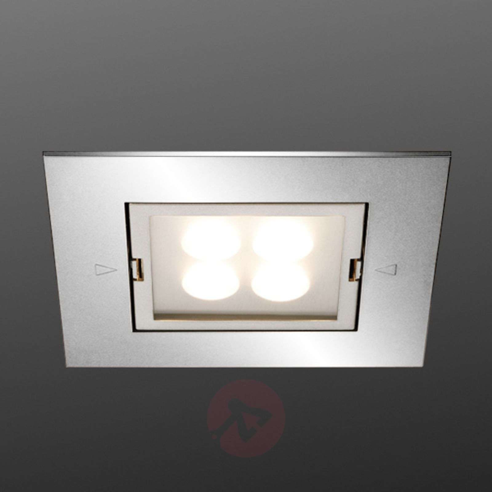 ARF-Q LED recessed light 4 x 1 watts, ss-4514069-01