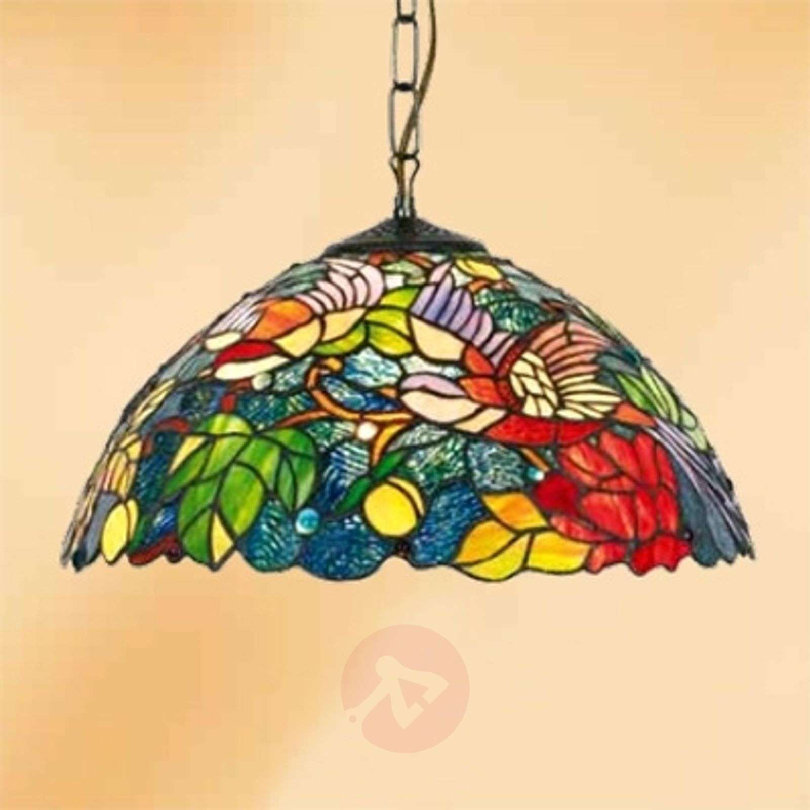 Attractive hanging light Sienna, 1-bulb-1032291-01
