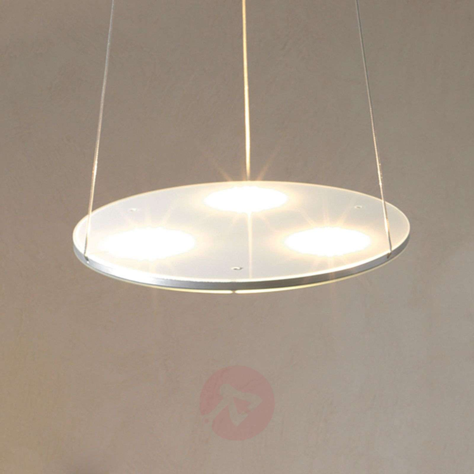hubbardton forge products disq detail product led stnd pendant large