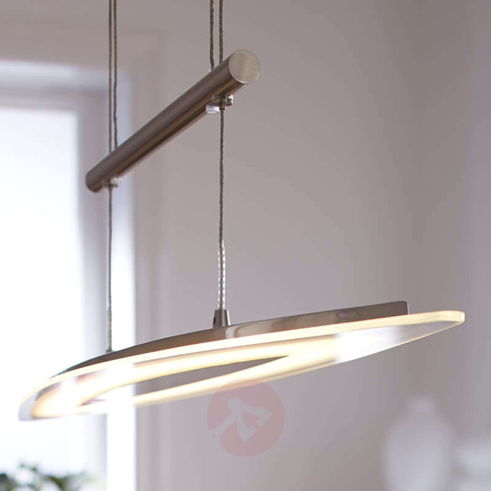 fixture slim led linear mount alcon pendant foot lighting es