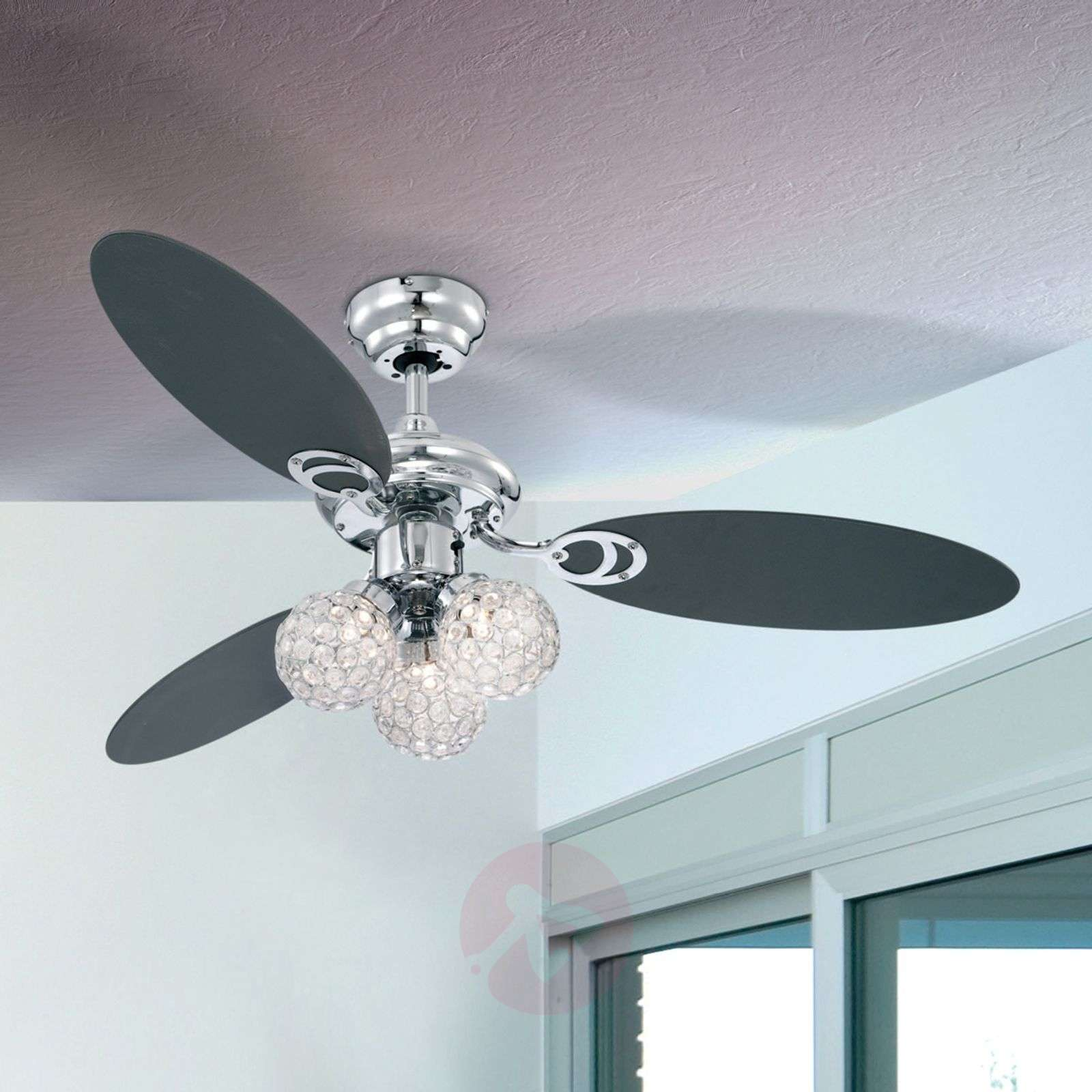 havorand pin crystal with fan chandelier inch tiffany warehouse ceiling blade of brown bronze