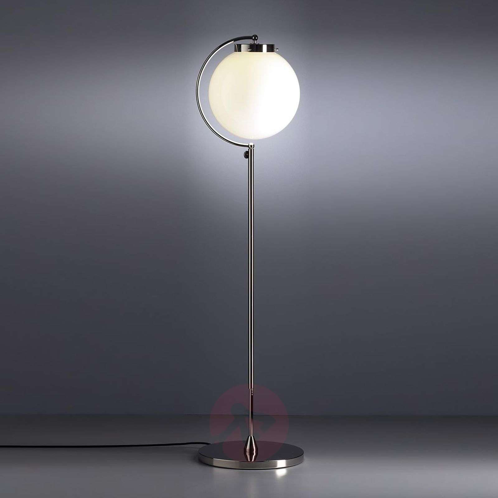 Bauhaus floor lamp by prof richard dcker lights bauhaus floor lamp by prof richard dcker 9030014 01 aloadofball Image collections