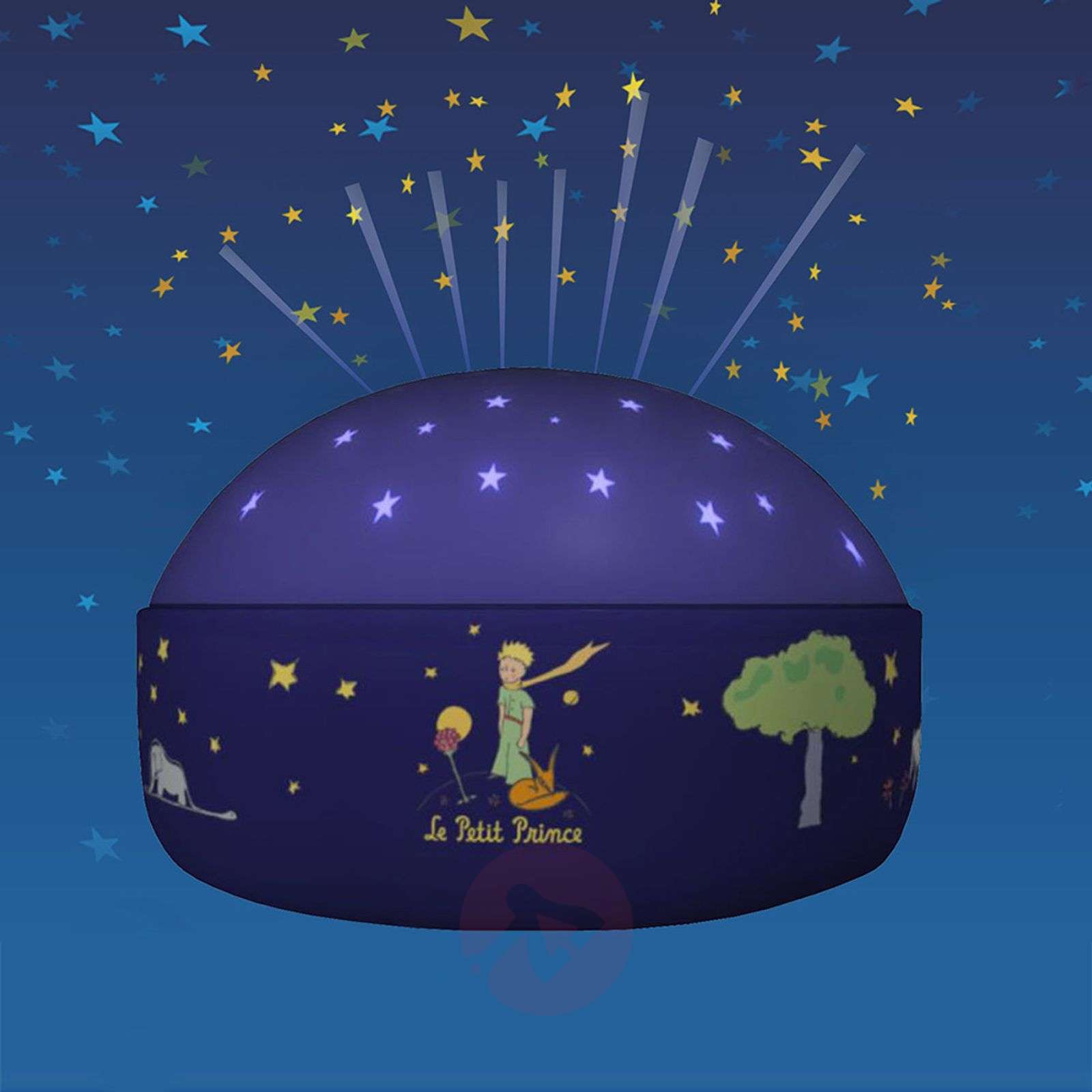 Beautiful Led Night Light The Little Prince Lights Co Uk