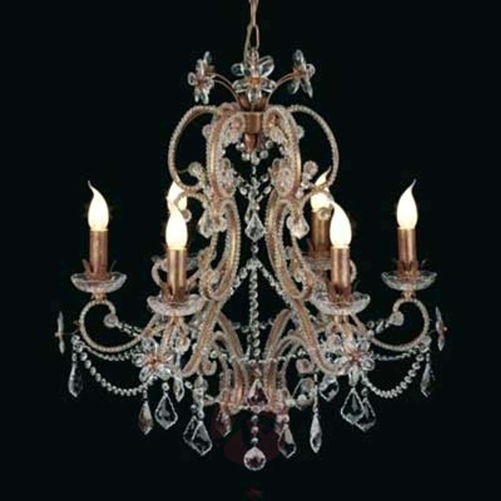 BENETTA chandelier, rich in details-1032222-01