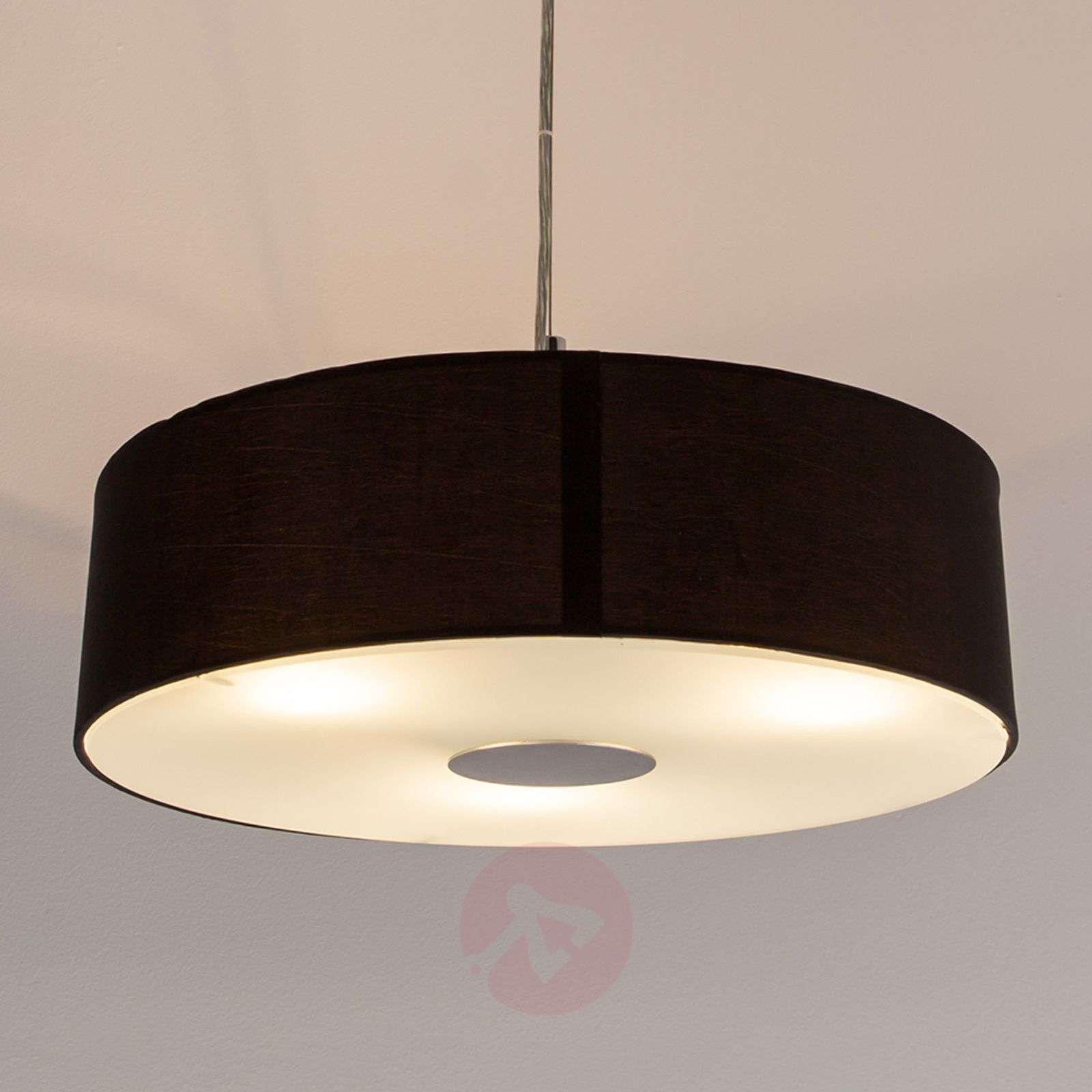 Black pendant light gabriella lights mozeypictures Image collections