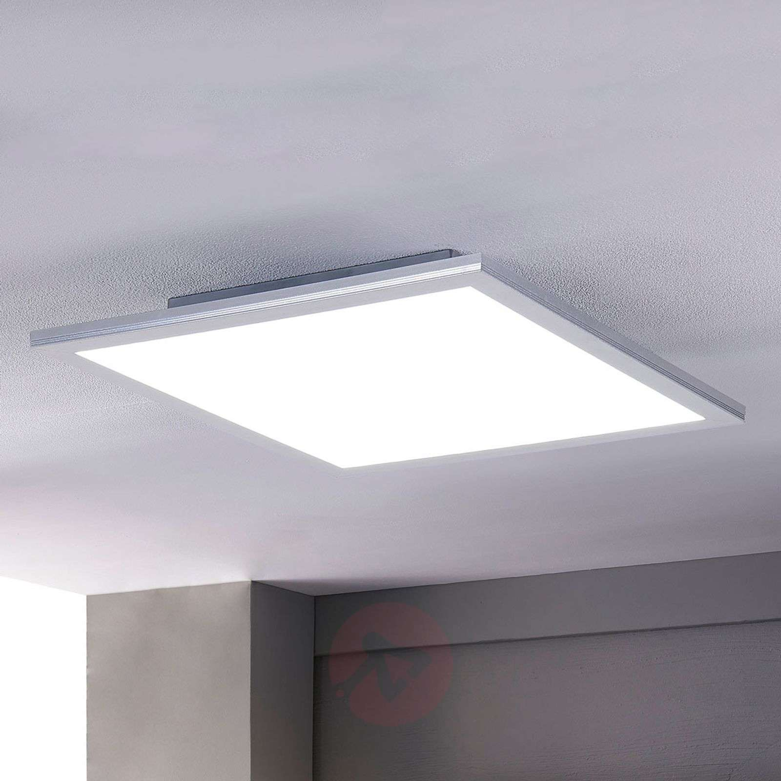 bright led ceiling lamp liv dimmable  lightscouk