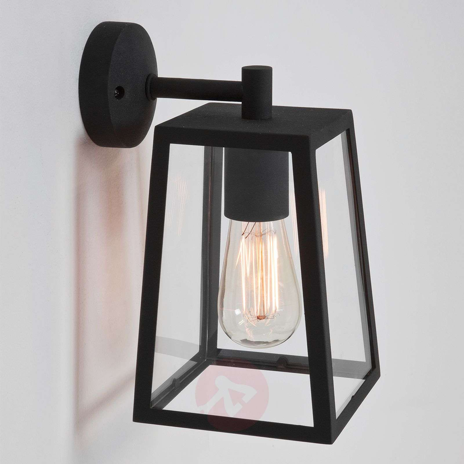 Calvi Outside Wall Light with Black Frame-1020481-04