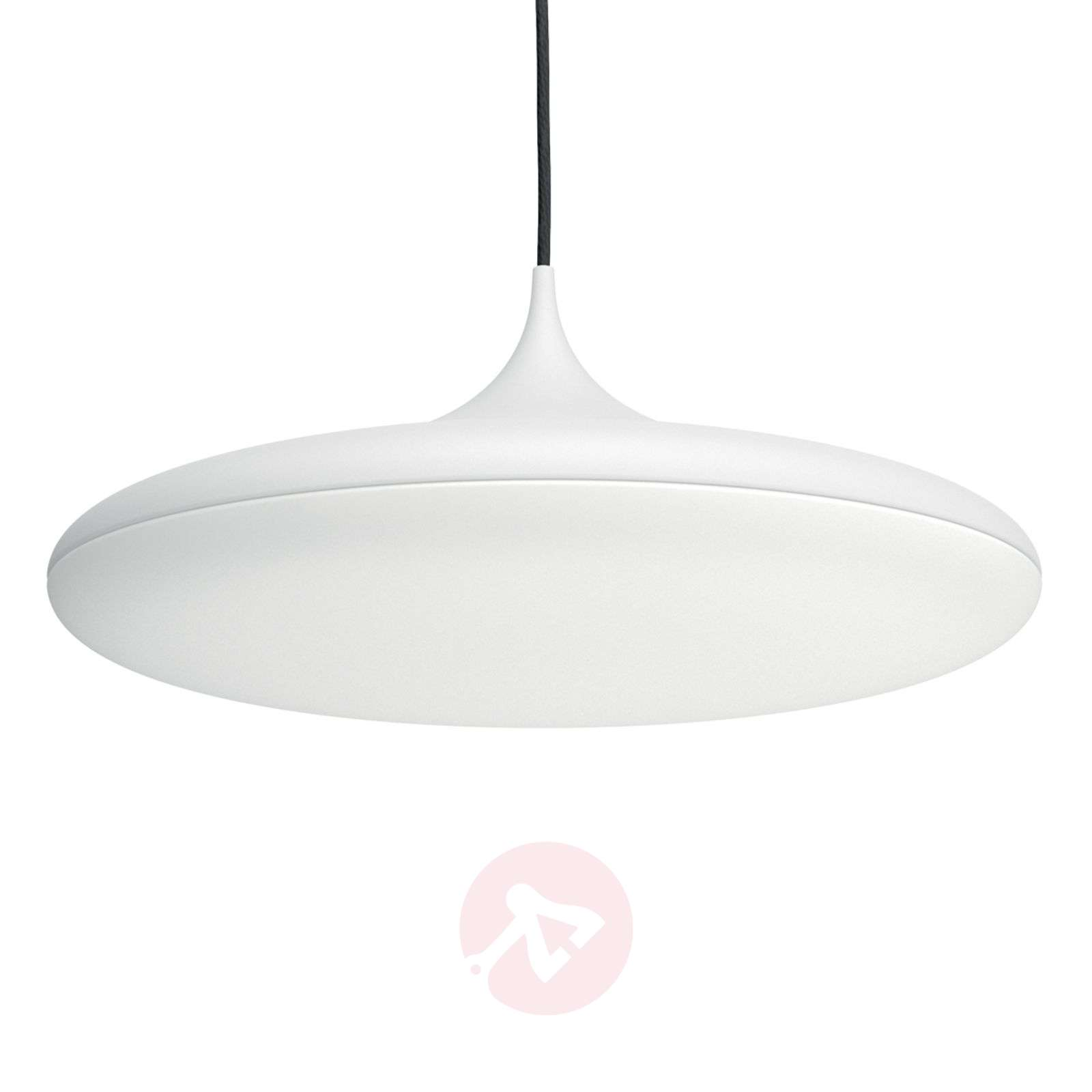 Cher Controllable Philips Hue Led Hanging Lamp 7532058x 01