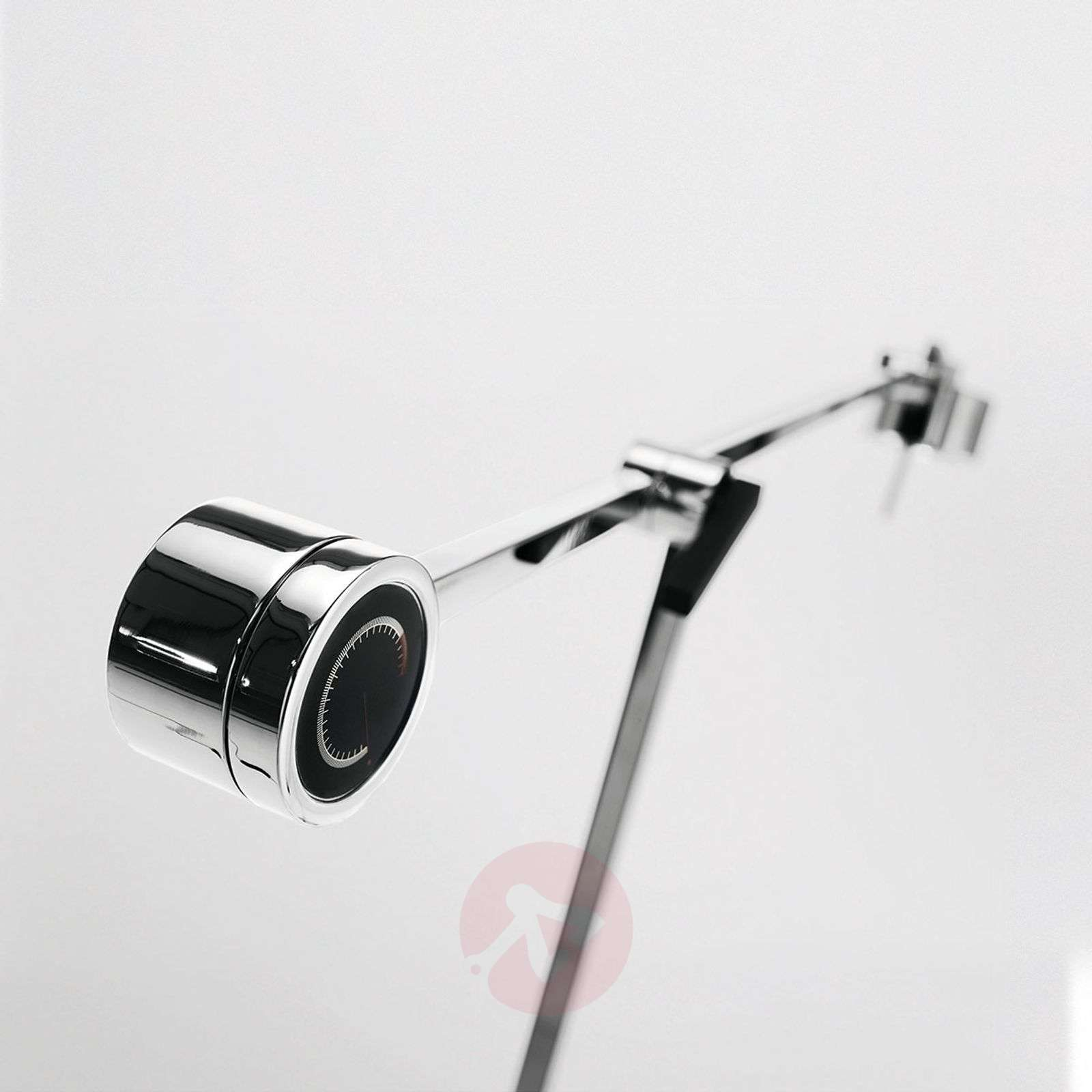 Chrome-plated desk lamp AX20 with dimmer-1088040-01