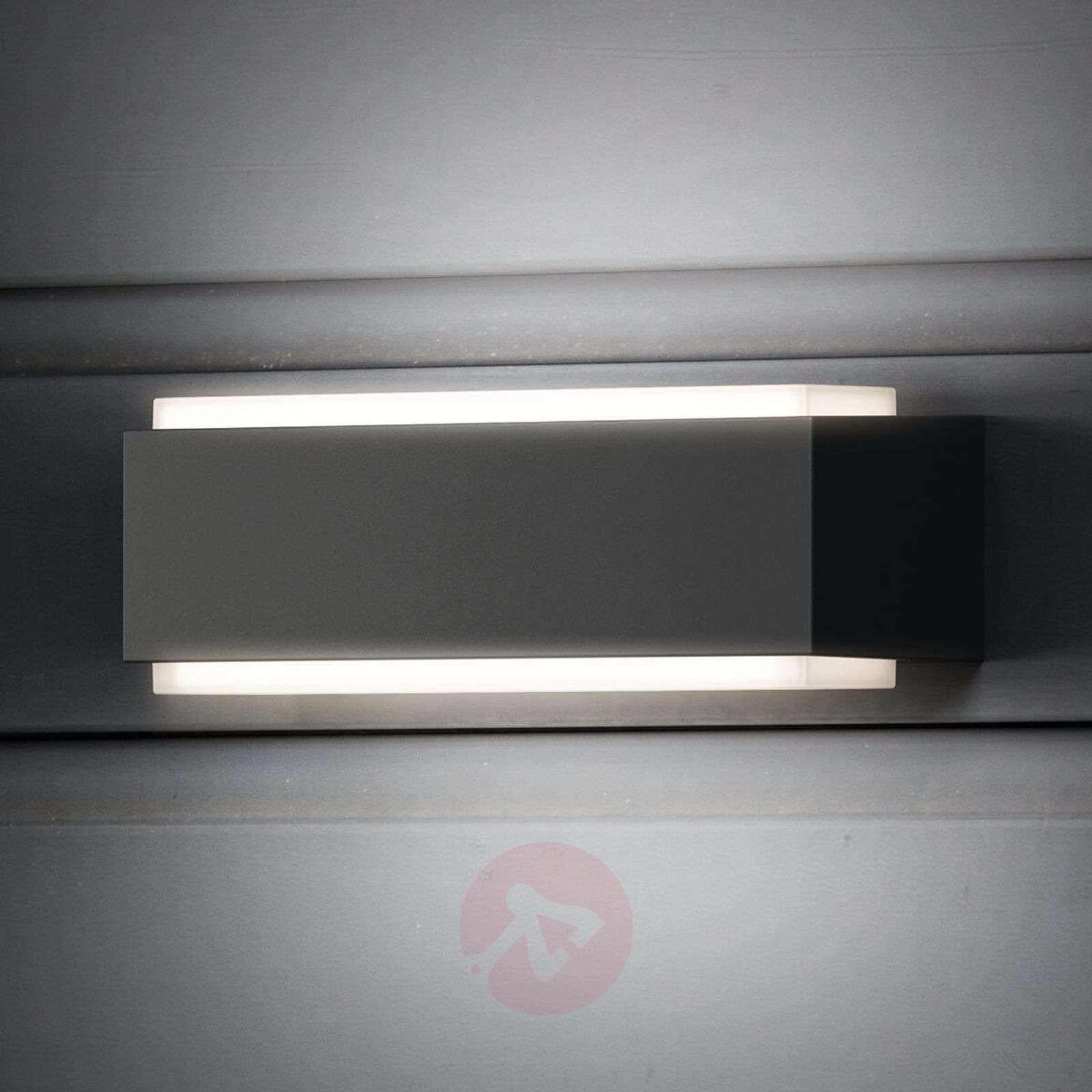 Cool wall lights Deer Cool White Led Outdoor Wall Light Stratosphere753192801 Haushaltshilfepoleninfo Cool White Led Outdoor Wall Light Stratosphere Lightscouk