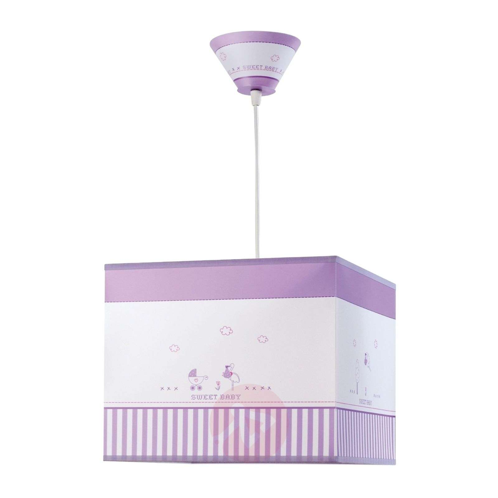 Cute pendant light SWEET BABY-2507193-01