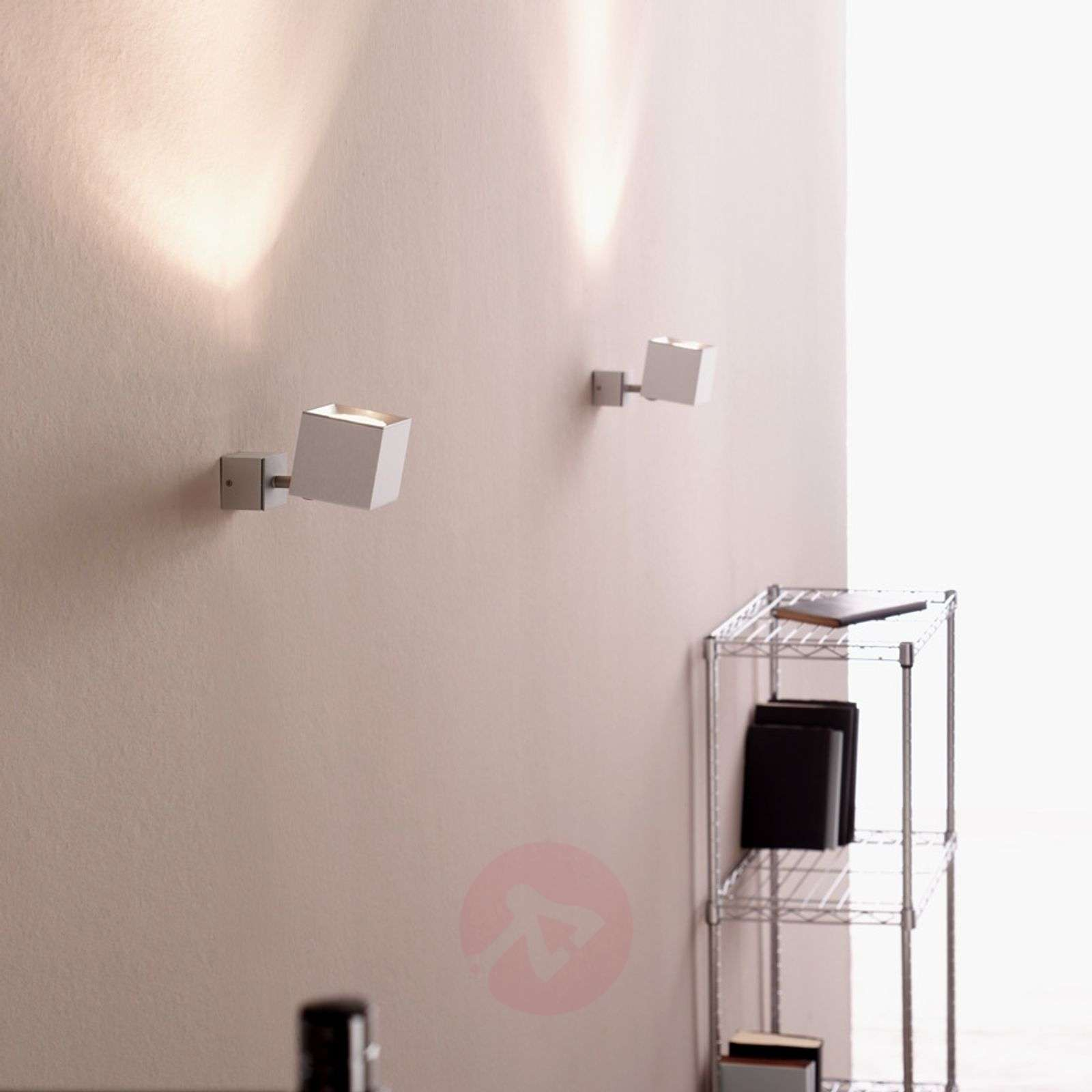 Dau wall light with flexible spotlight lights dau wall light with flexible spotlight 6708079 02 mozeypictures Image collections
