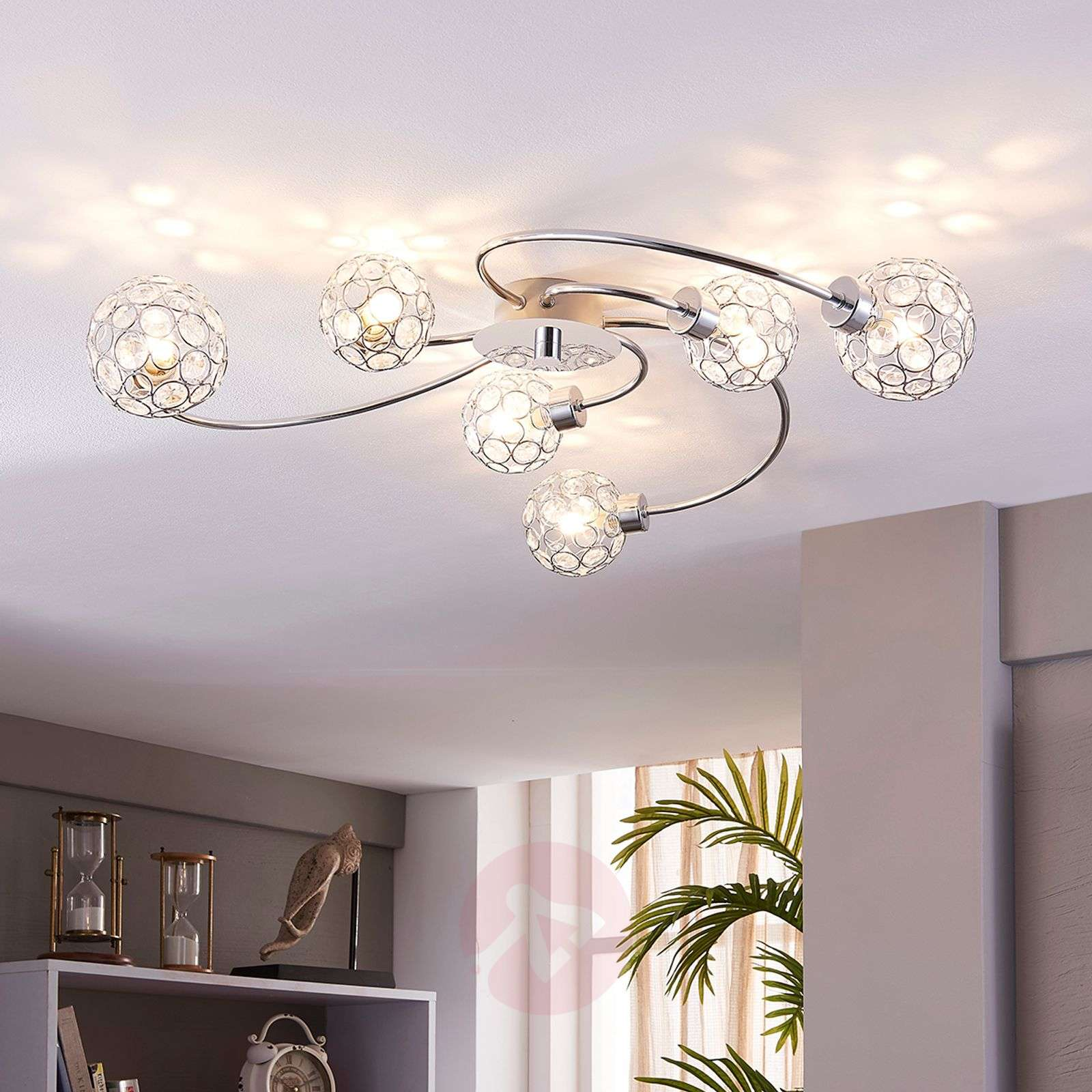 Decorative led ceiling light tyron lights decorative led ceiling light tyron 9620805 013 aloadofball Images