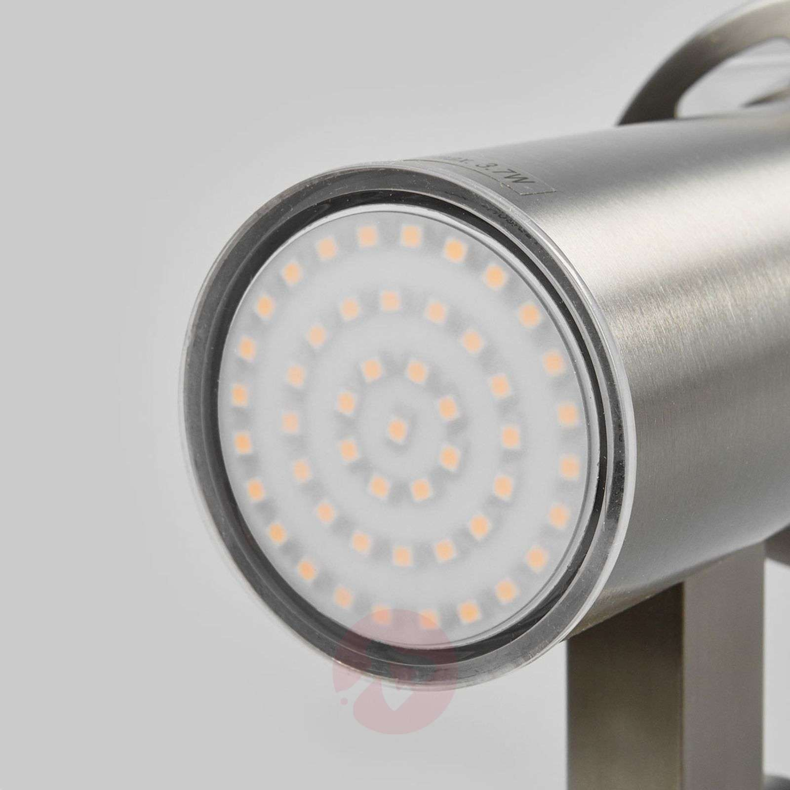 Lights That Stick On The Wall : Decorative LED outdoor light Trono Stick with PIR Lights.co.uk