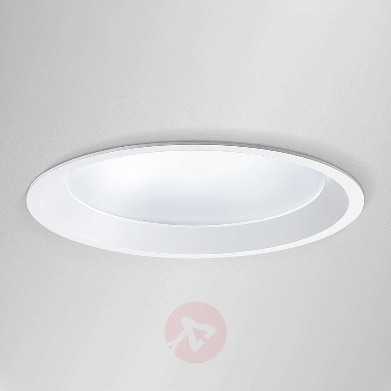 Diameter 19 cm strato 190 led recessed downlight