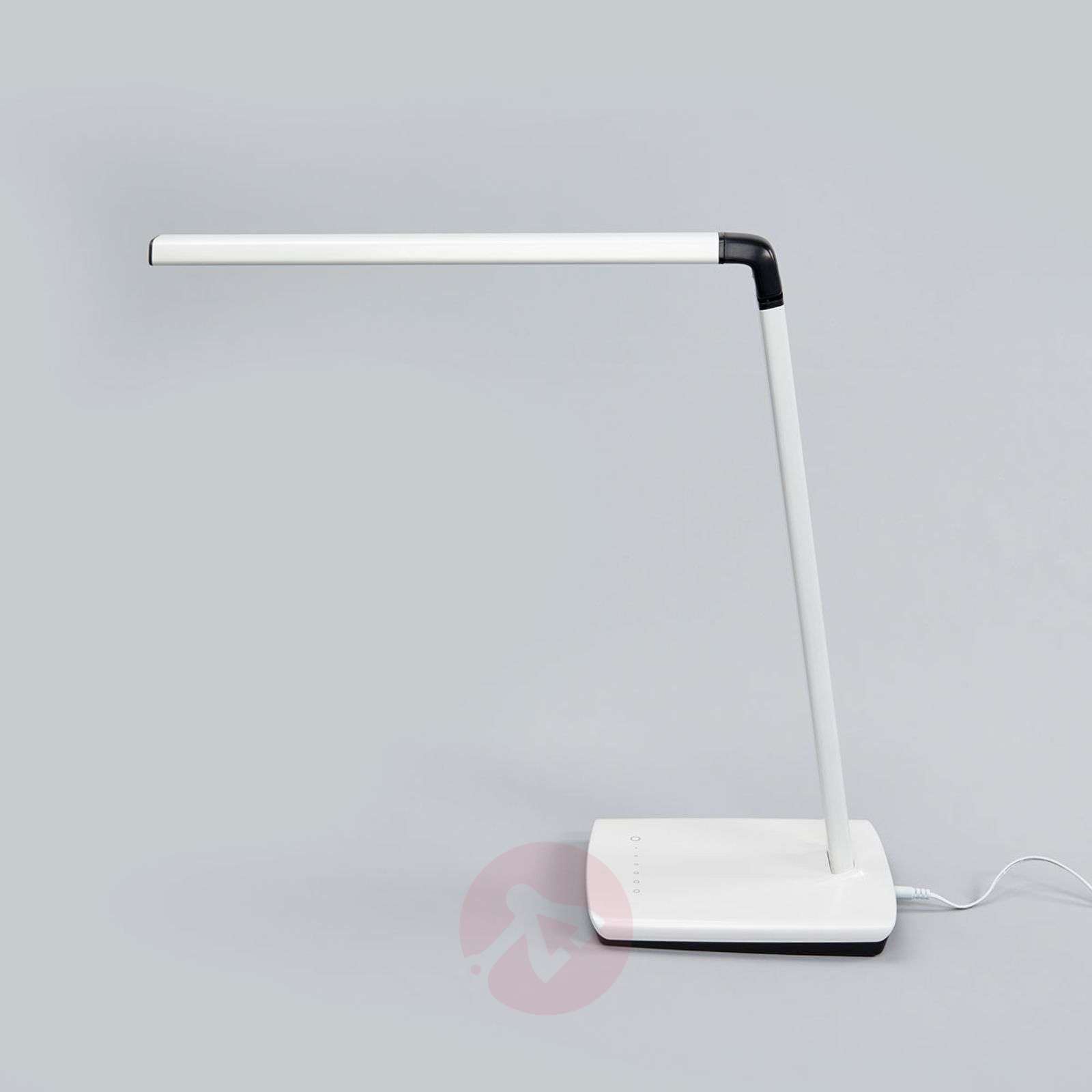 Dimmable Led Desk Lamp Kuno With Usb Port Lights Co Uk