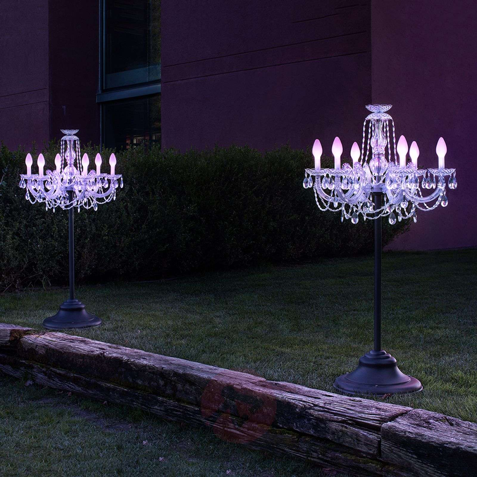 ... Drylight controllable outdoor LED floor l& RGBW-6517267-01 ... & Drylight controllable outdoor LED floor lamp RGBW | Lights.co.uk