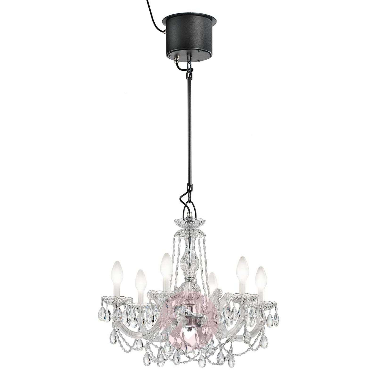 Drylight s6 6 bulb outdoor led chandelier lights drylight s6 6 bulb outdoor led chandelier 6517246 01 aloadofball Gallery