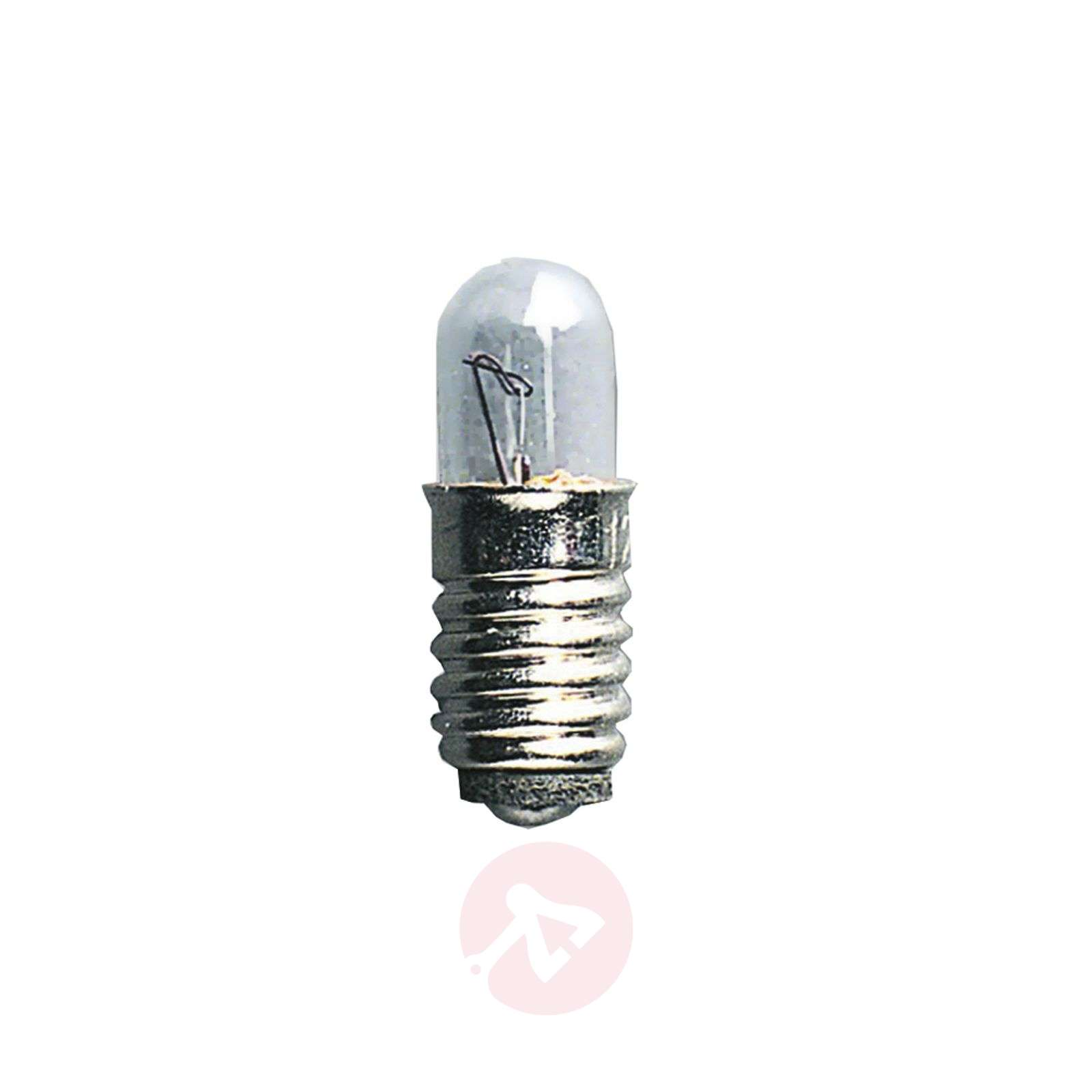E5 1.2 W 12V bulbs LV window candle set of 5-1522095-01
