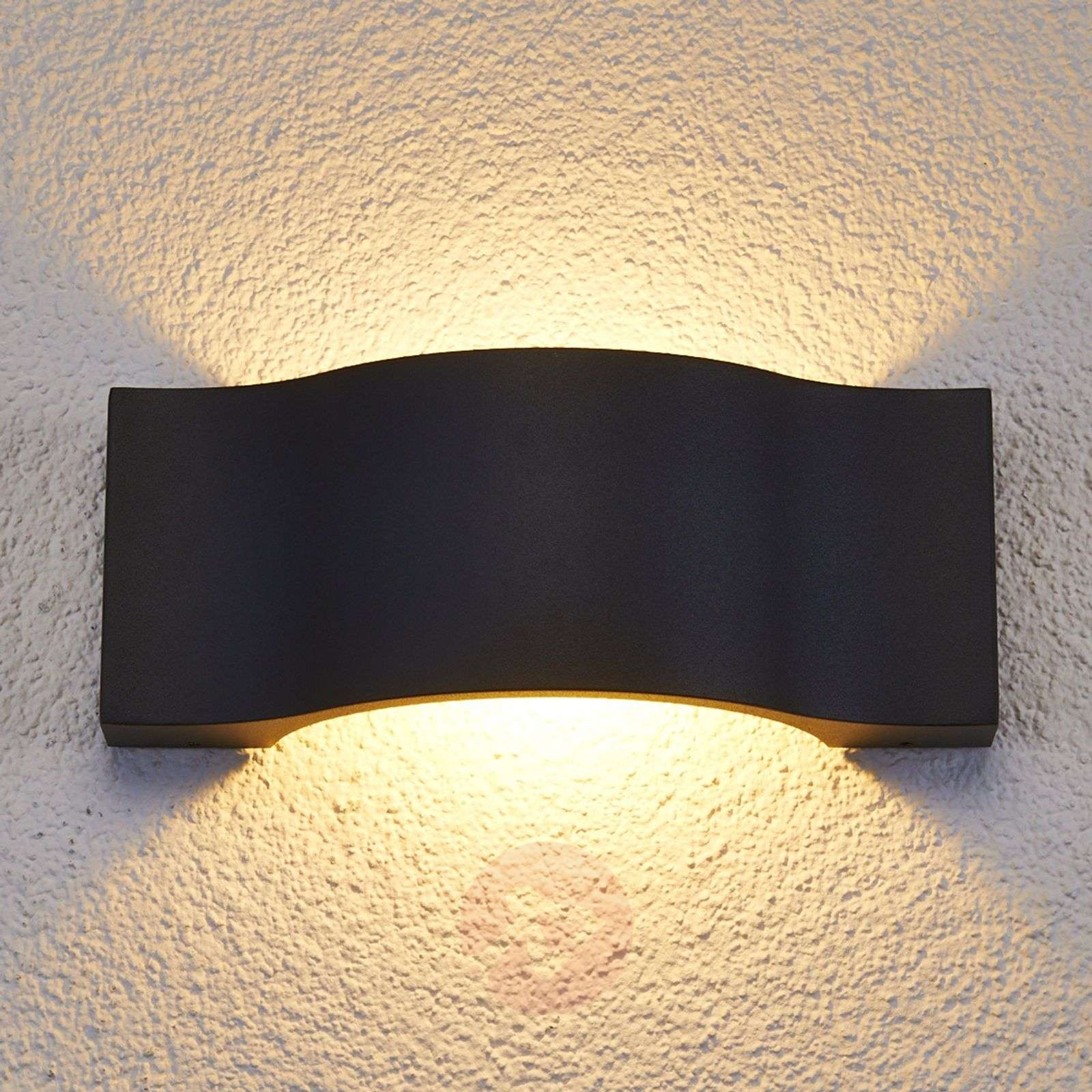 Buy LED Outdoor Wall Lights from Lights.co.uk