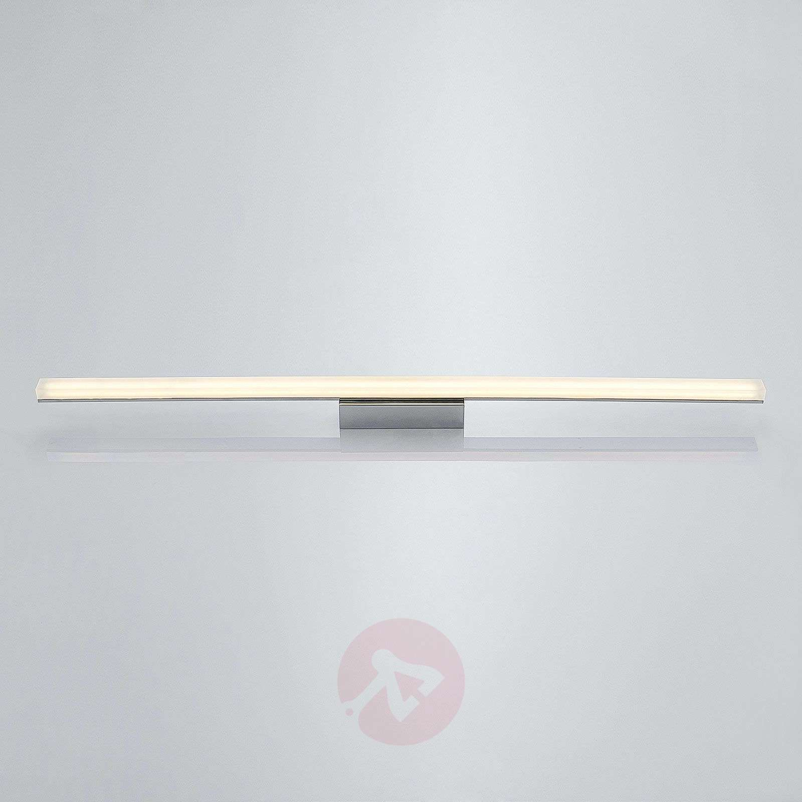 Elongated Led Ceiling Lamp Levke Ip44 Lights Co Uk