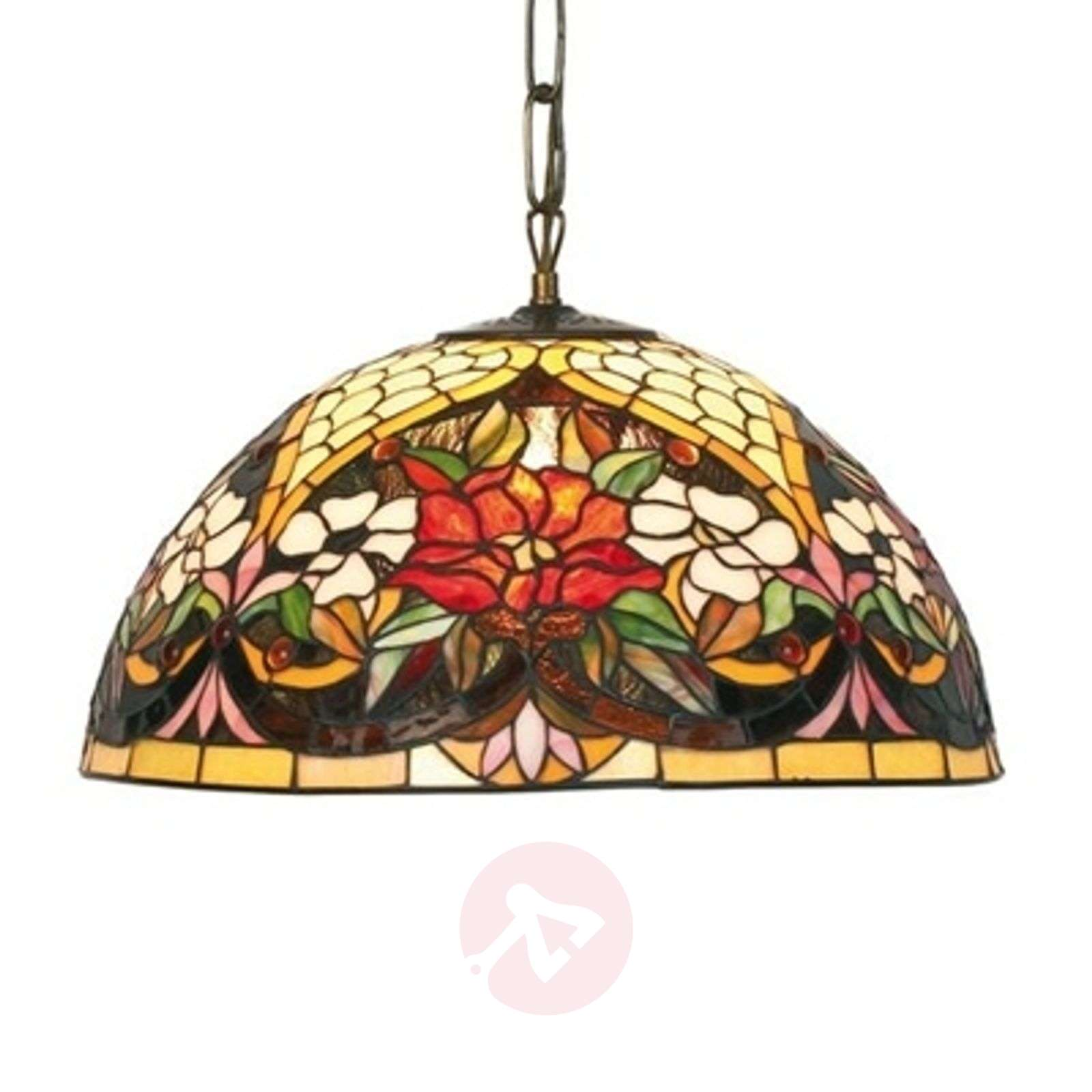 Floral hanging light ANTINA-1032151X-01