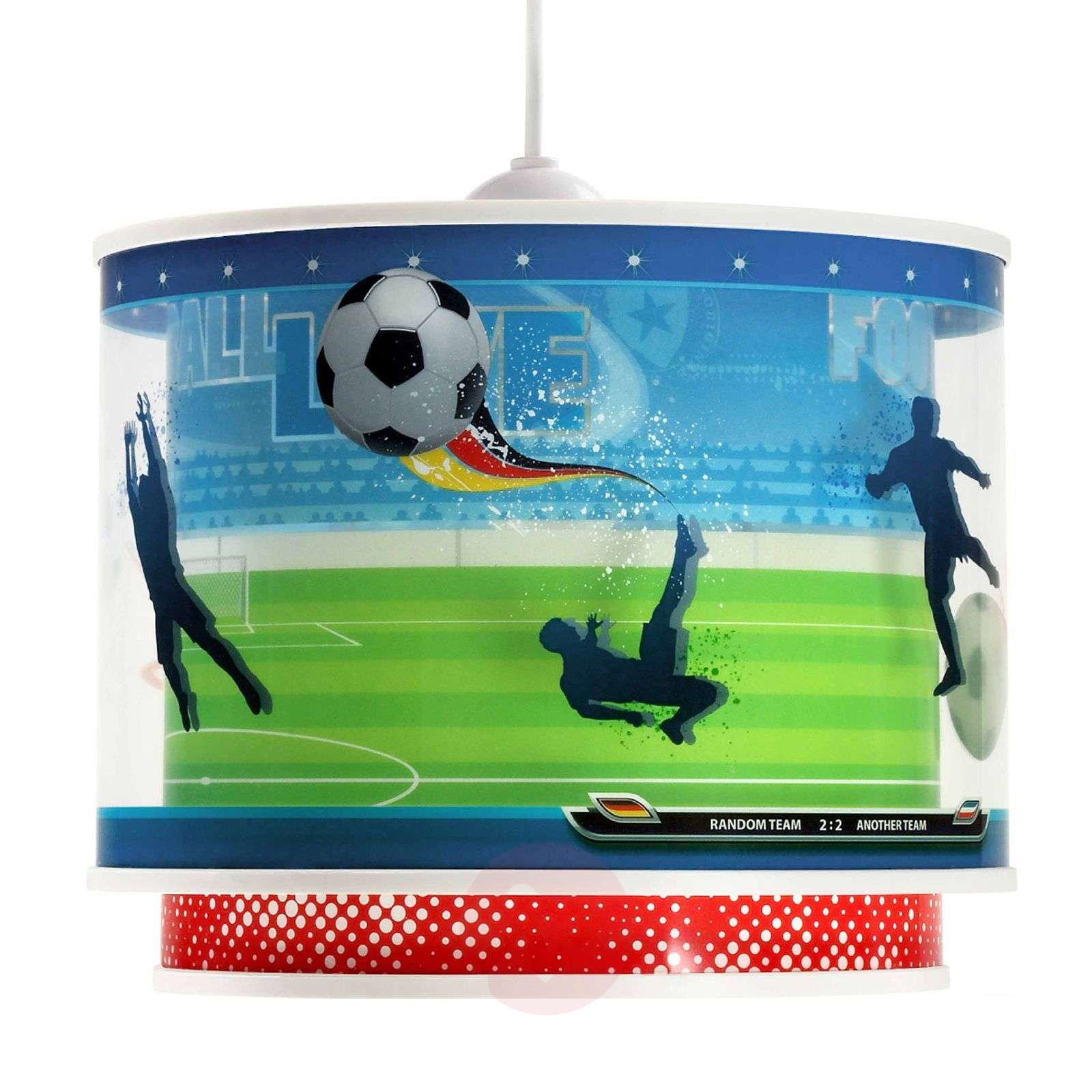 Football pendant light for sports lovers-2507272-01