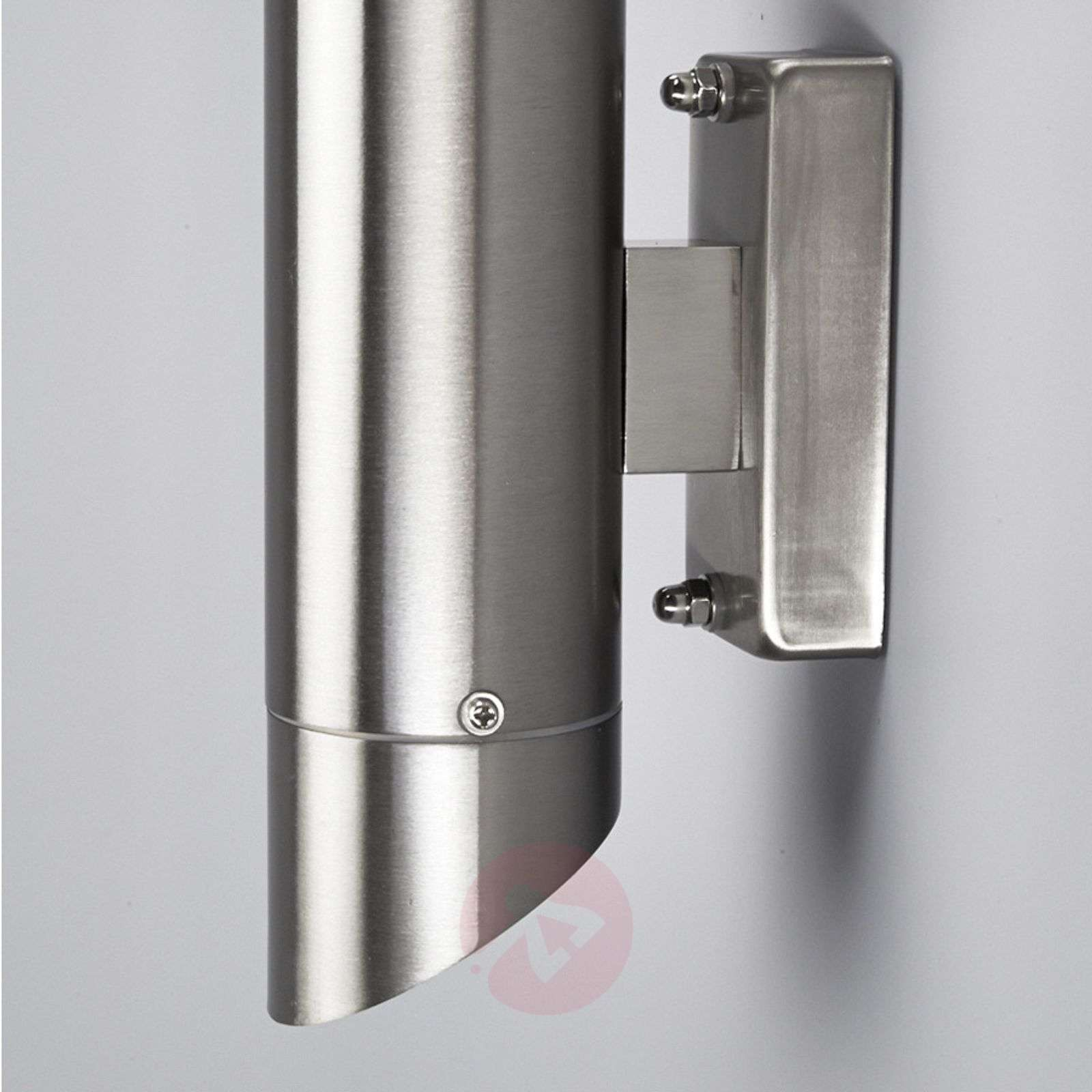 Frederik Outside Wall Light Stainless Steel-9630012-01