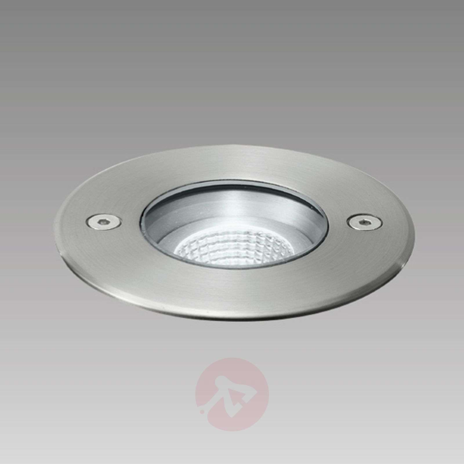 Frisco Led Stainless Steel Recessed Light Ip67 Lights Co Uk