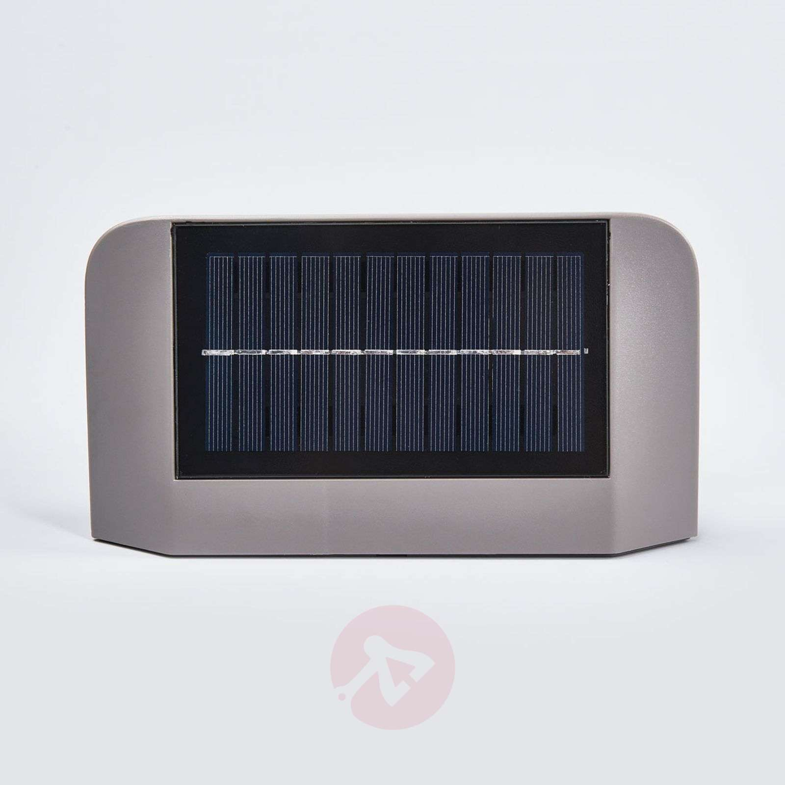Ghost LED Solar Wall Light - With Motion Detector