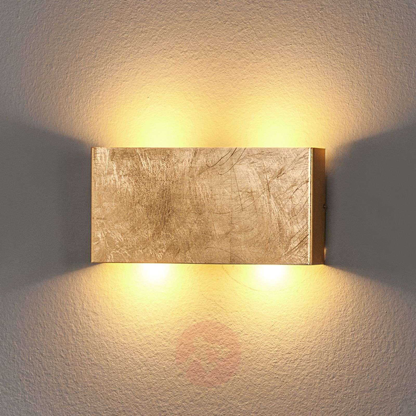 Golden Maja Led Wall Light Dimmable Lights Co Uk