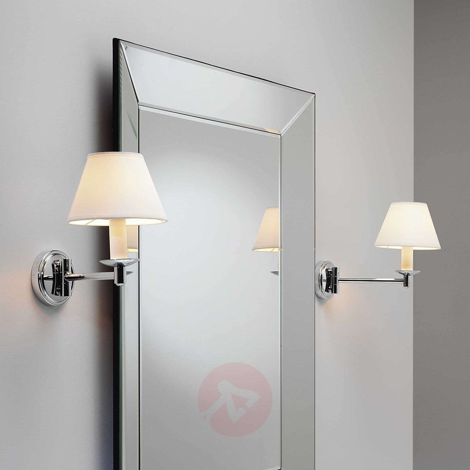 Grosvenor LED Mirror Light for the Bathroom-1020456-05