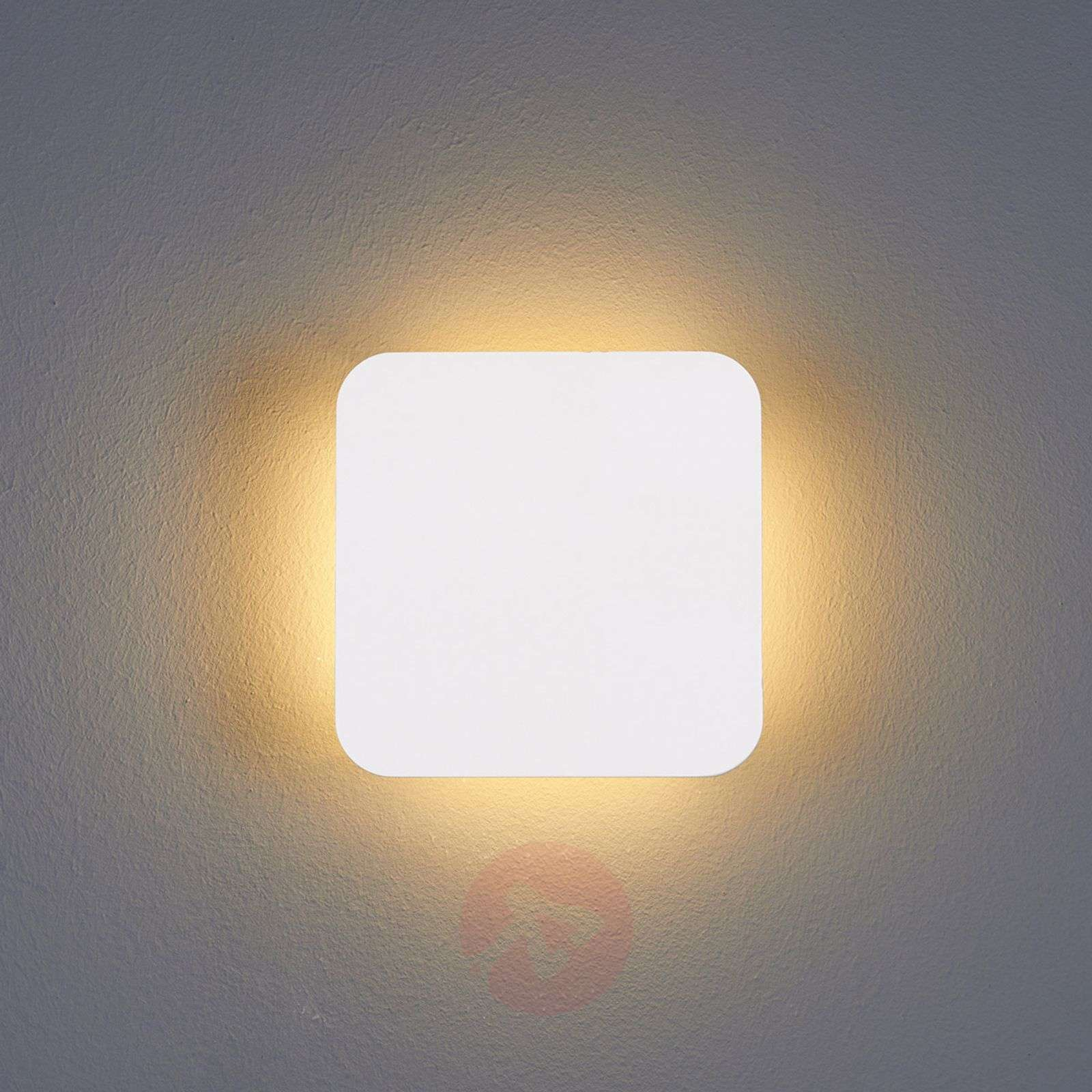 Contemporary Plaster Wall Lights : Gypsum LED Wall Light Modern Plaster Lights.co.uk