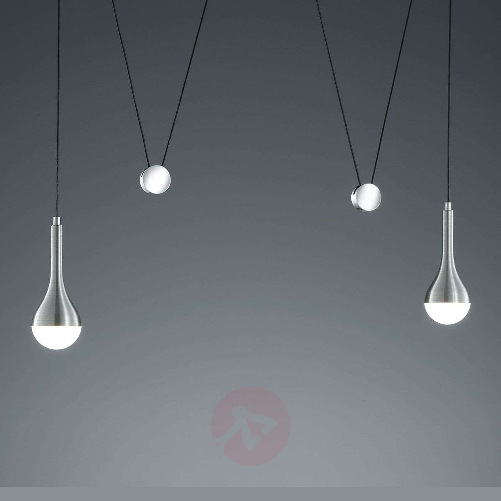 Height-adjustable LED Pendant Light Drop