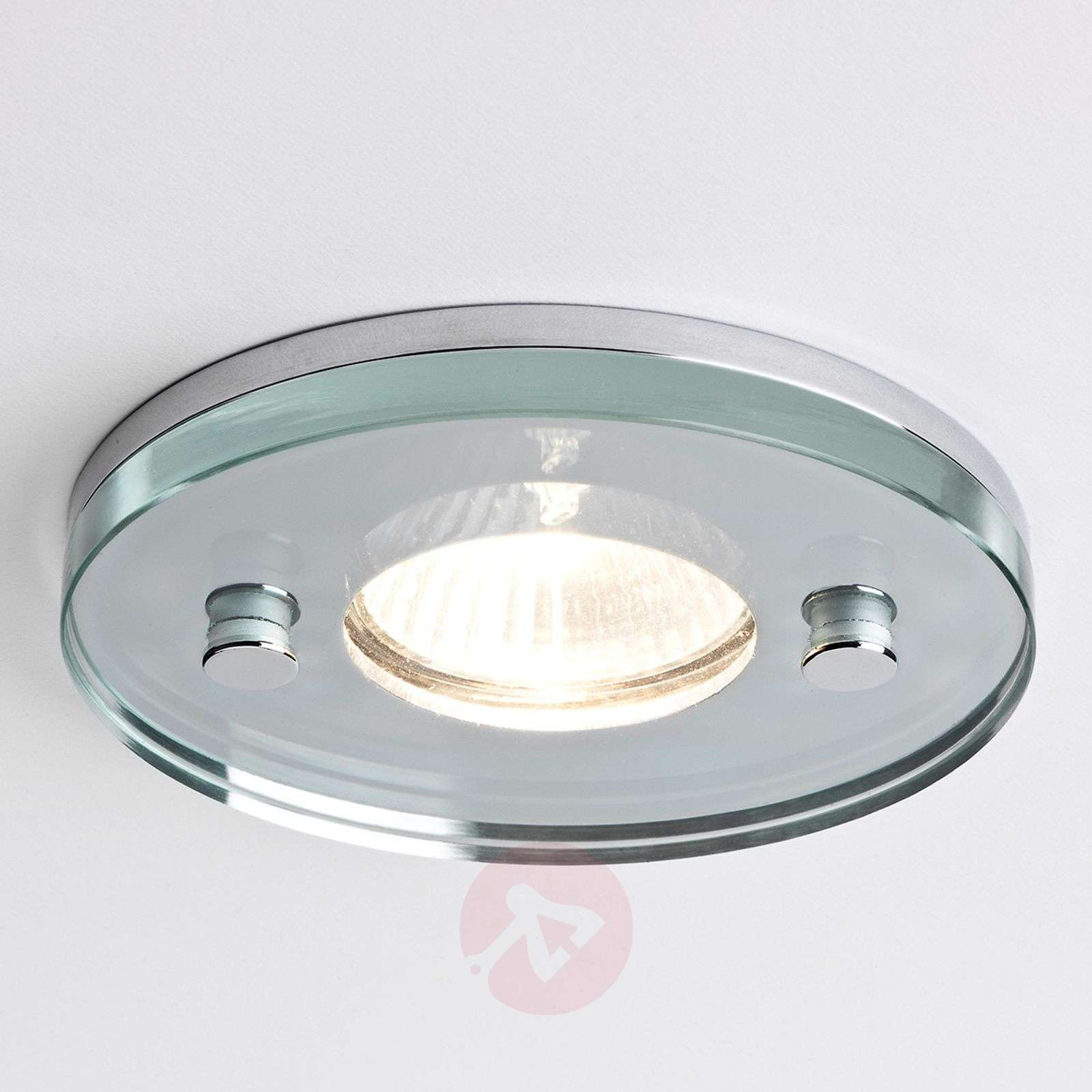 Ice Round Built-In Ceiling Light Attractive-1020106-03