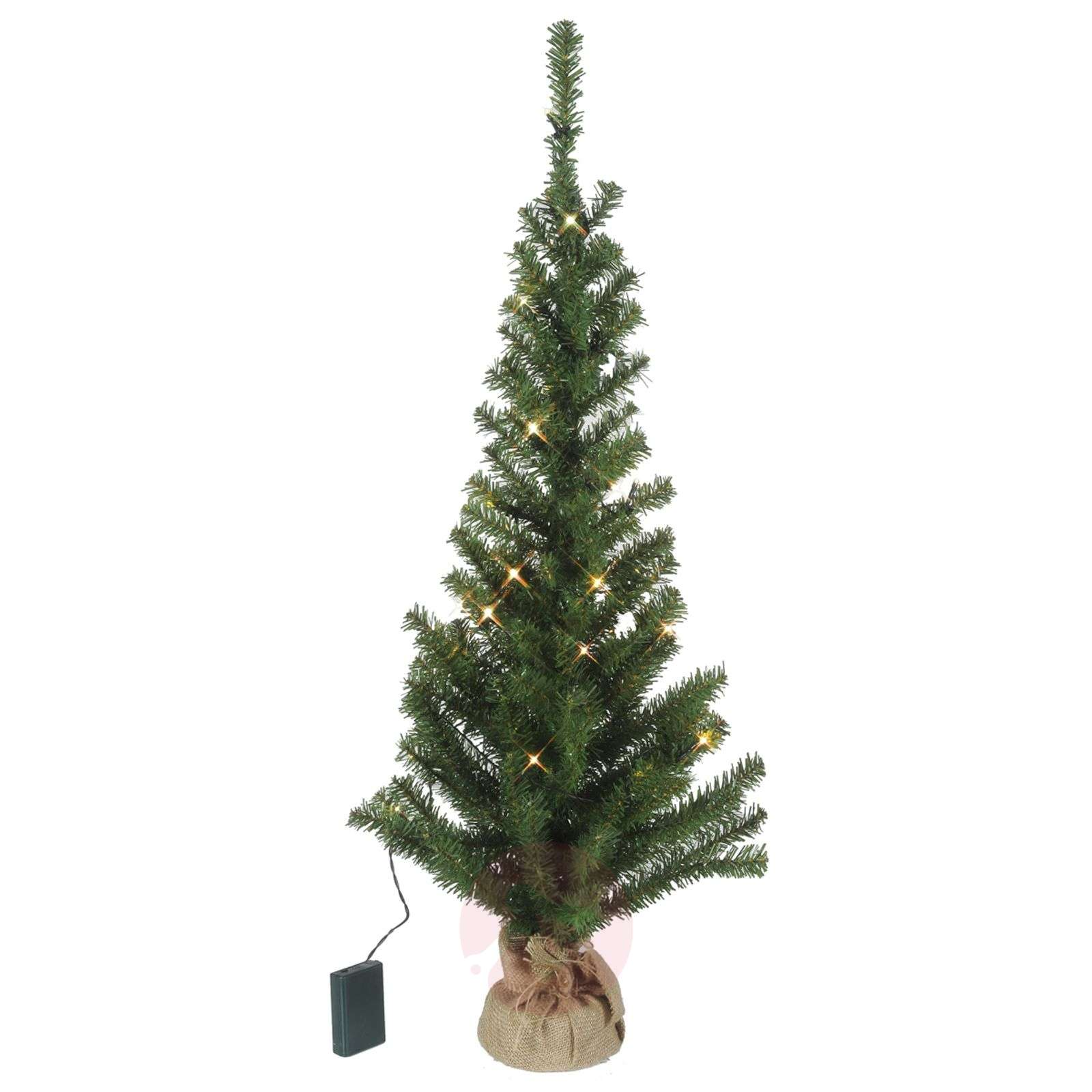 Indoor Christmas tree w. LEDs | Lights.co.uk