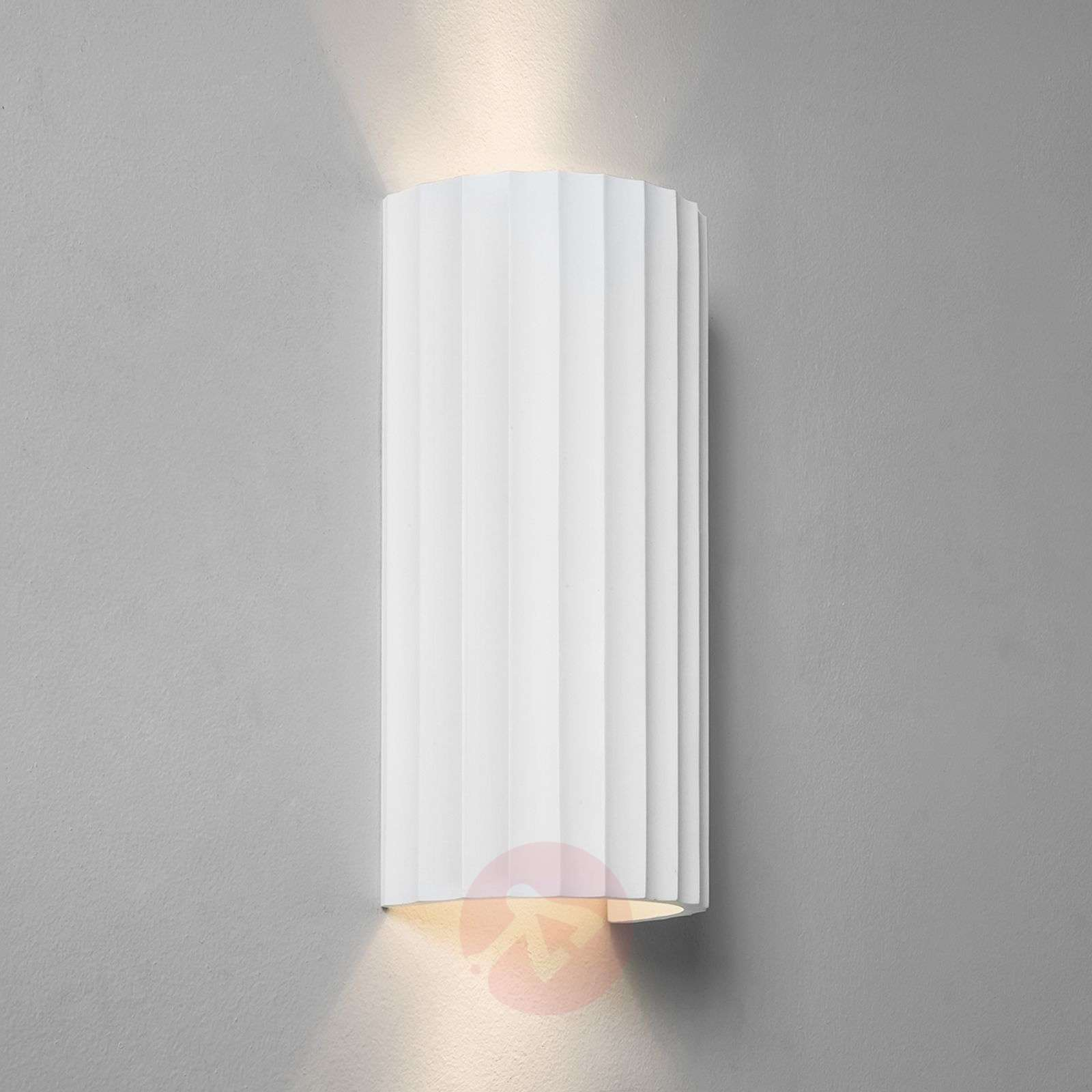 Kymi 300 Wall Light Plaster-1020503-03