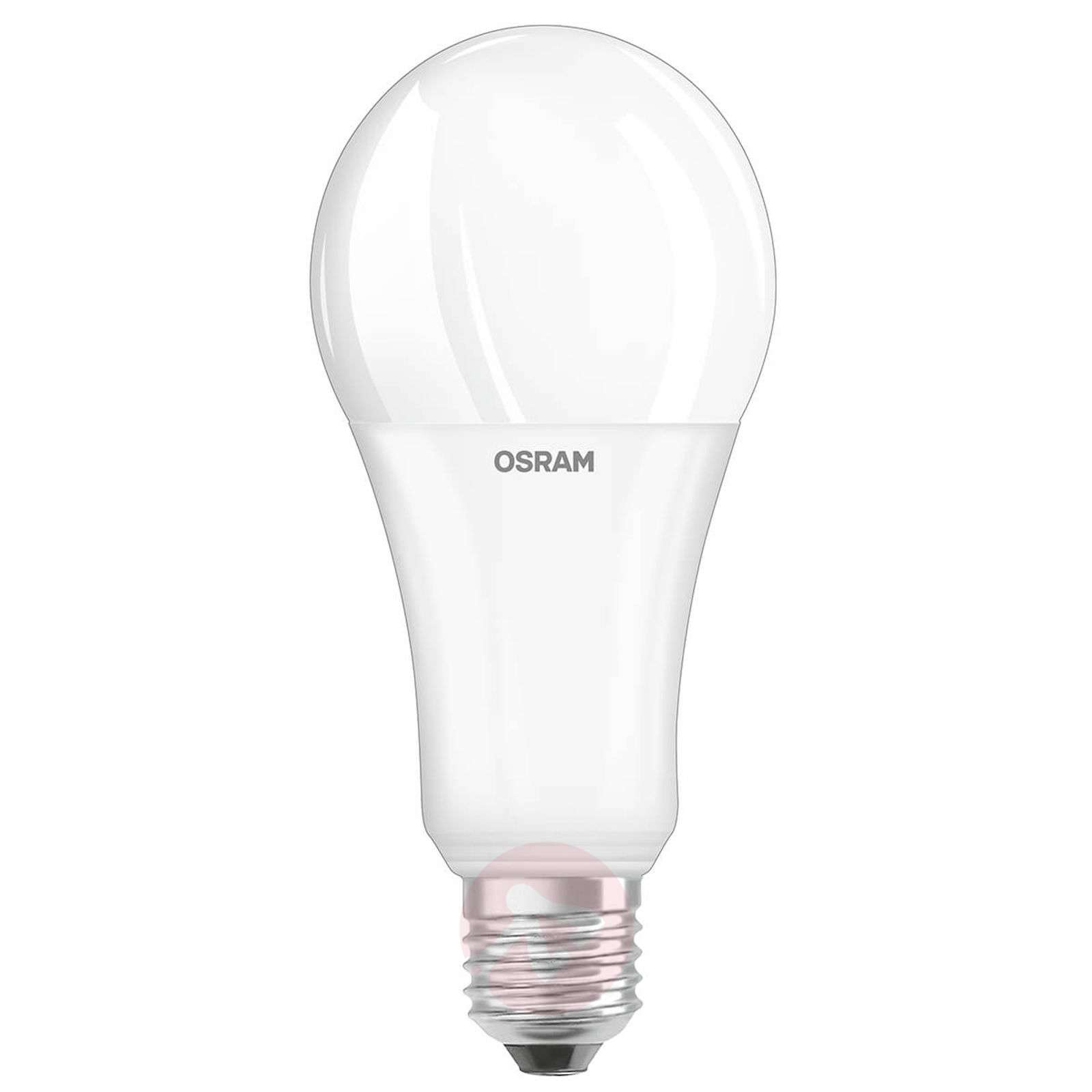 ... LED Bulb E27 21W Warm White 2,500 Lumens Dimmable 7262046 01 ...