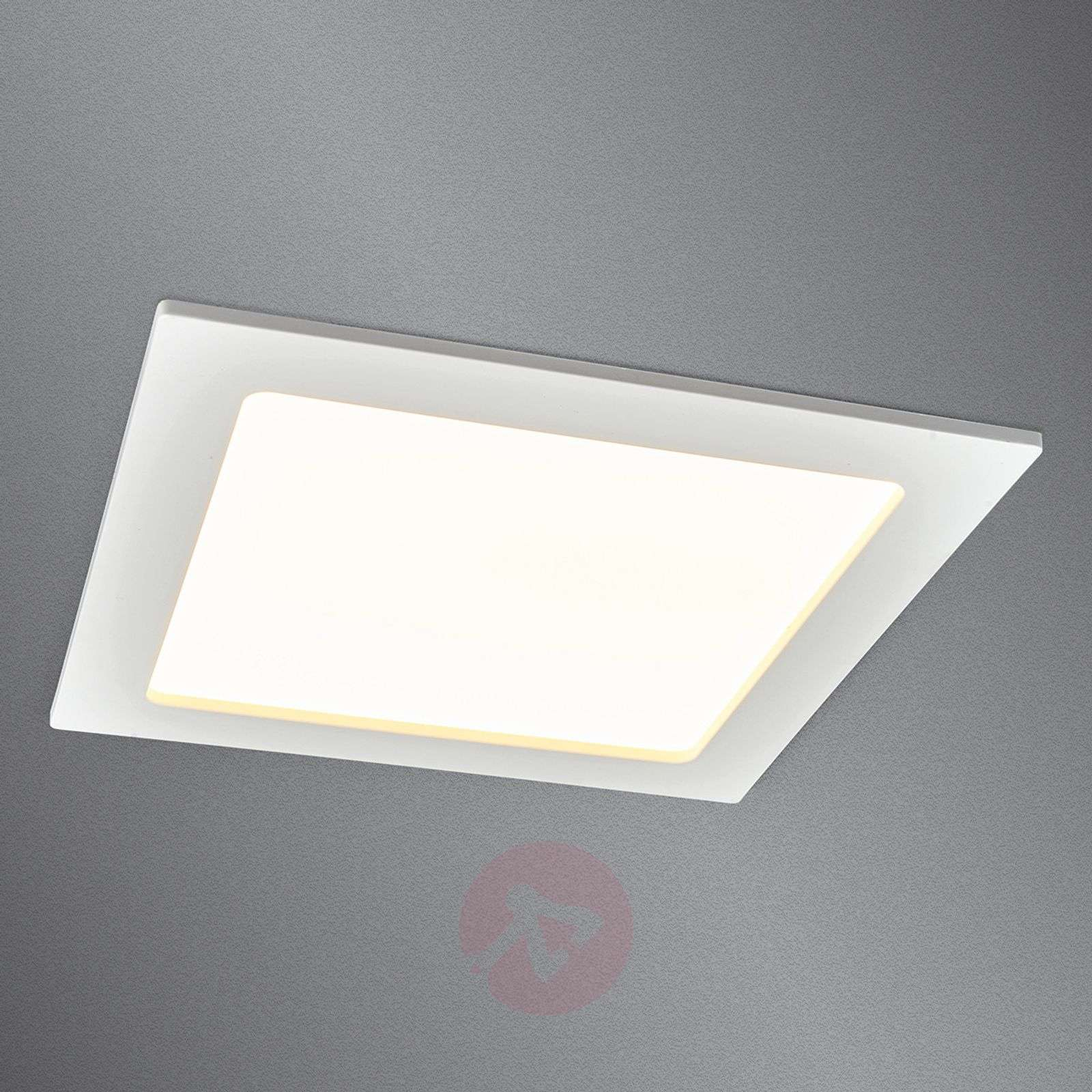 Led ceiling light feva for bathrooms ip44 16 w - Ip44 salle de bain ...