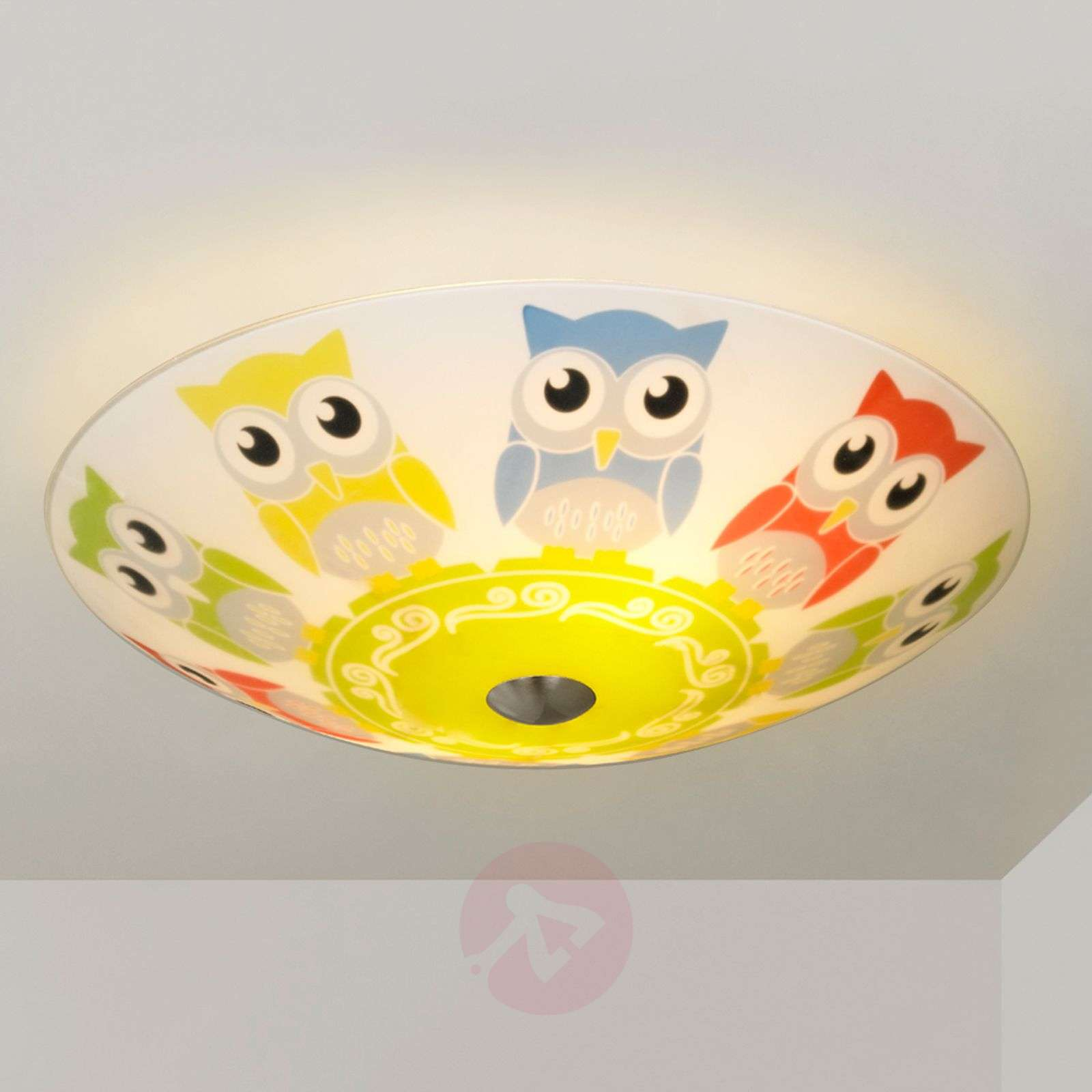 LED children's room ceiling light Eula, 40 cm-9620562-01