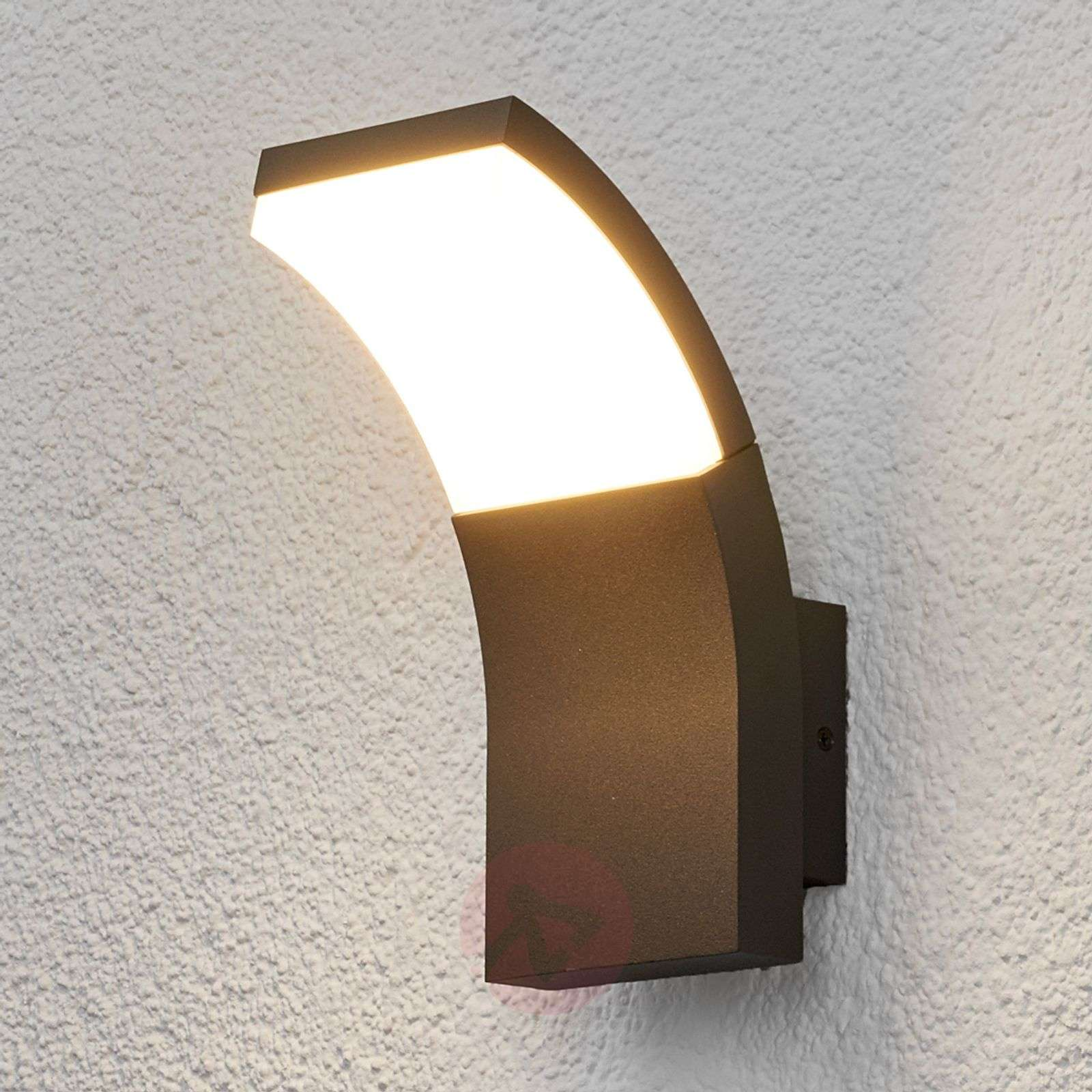 Led outdoor wall light timm 9619048 01