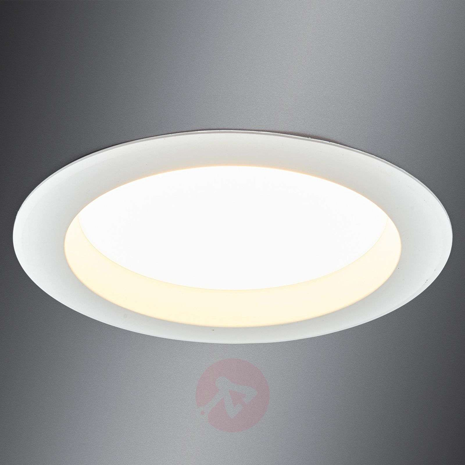 Led Recessed Ceiling Light Arian 17 4 Cm 15 W Lights Co Uk