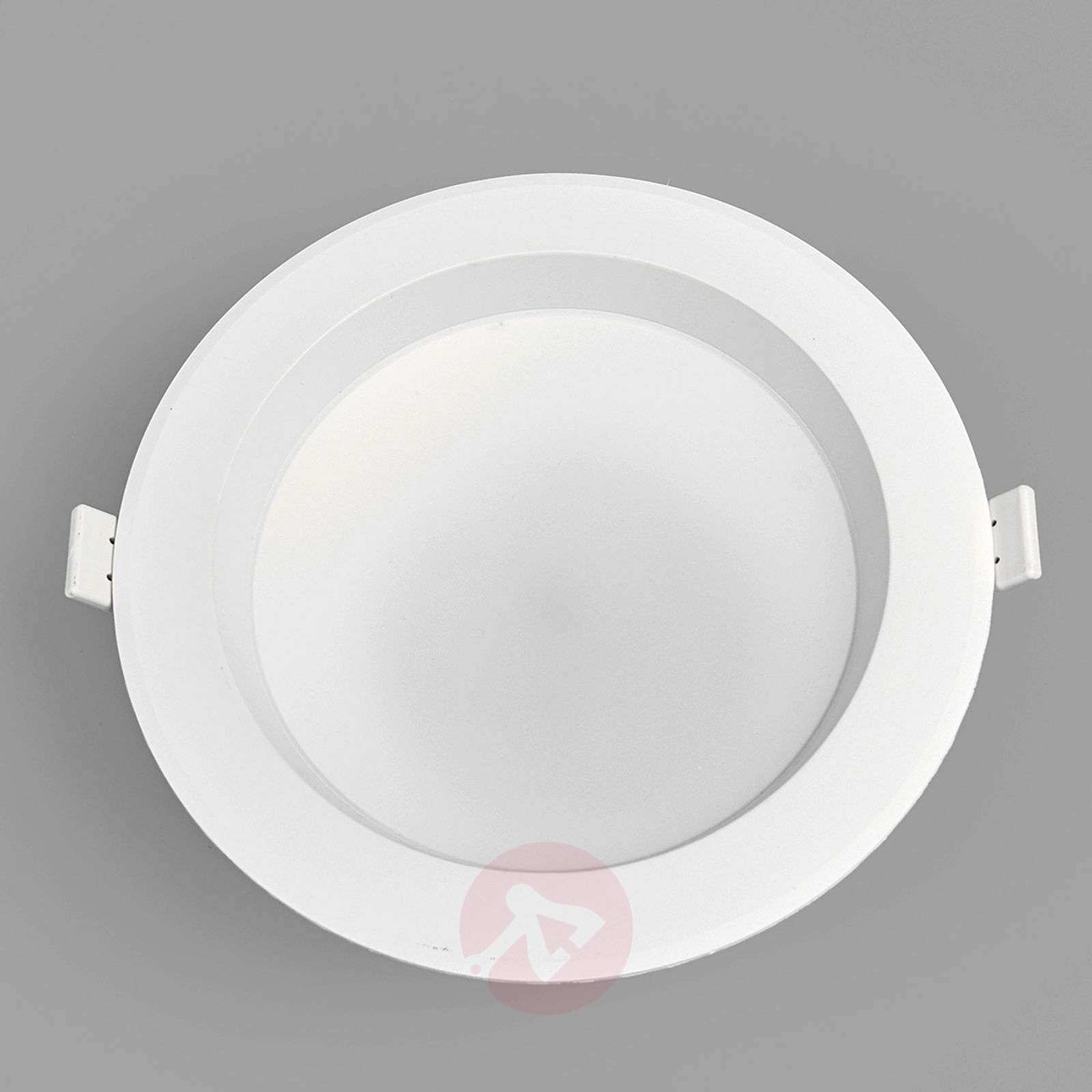 units supply light genius products power downlights pr led for external ceiling dali recessed downlig lights or en off on