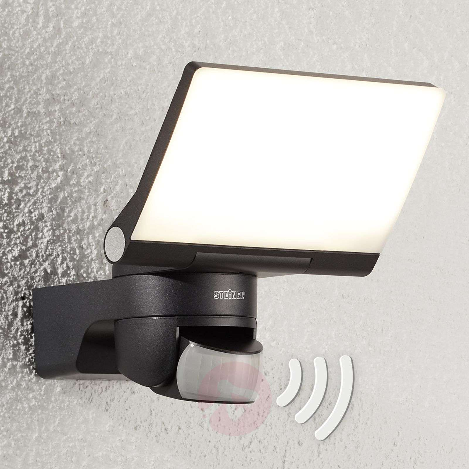 Wall Lights With Sensor : LED wall light XLED HOME 2 with motion sensor Lights.co.uk
