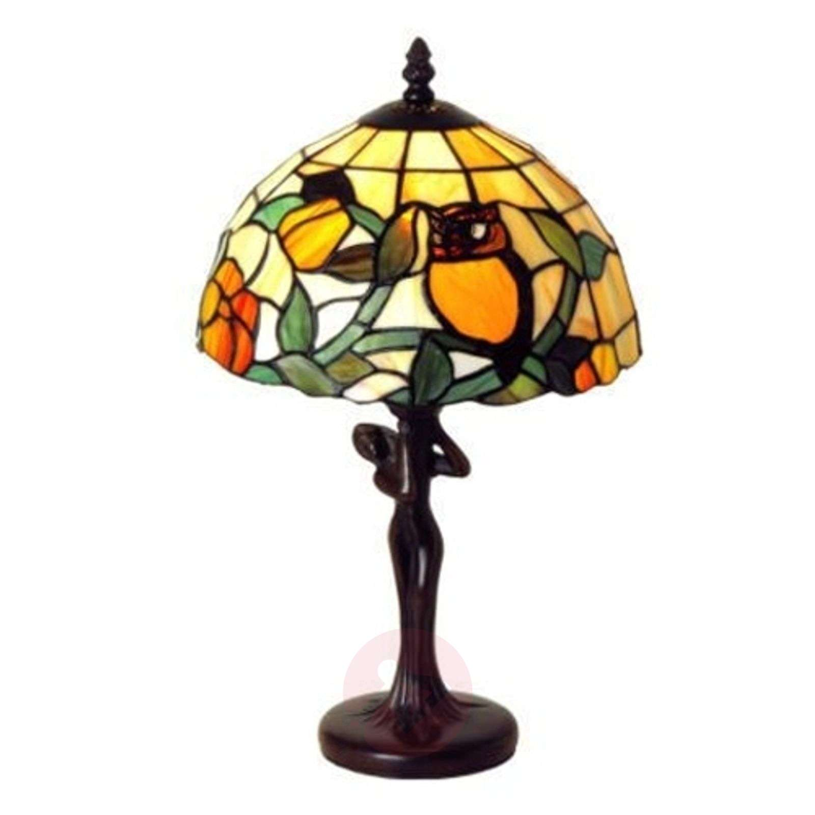LIEKE table lamp in tje Tiffany style-1032199-01